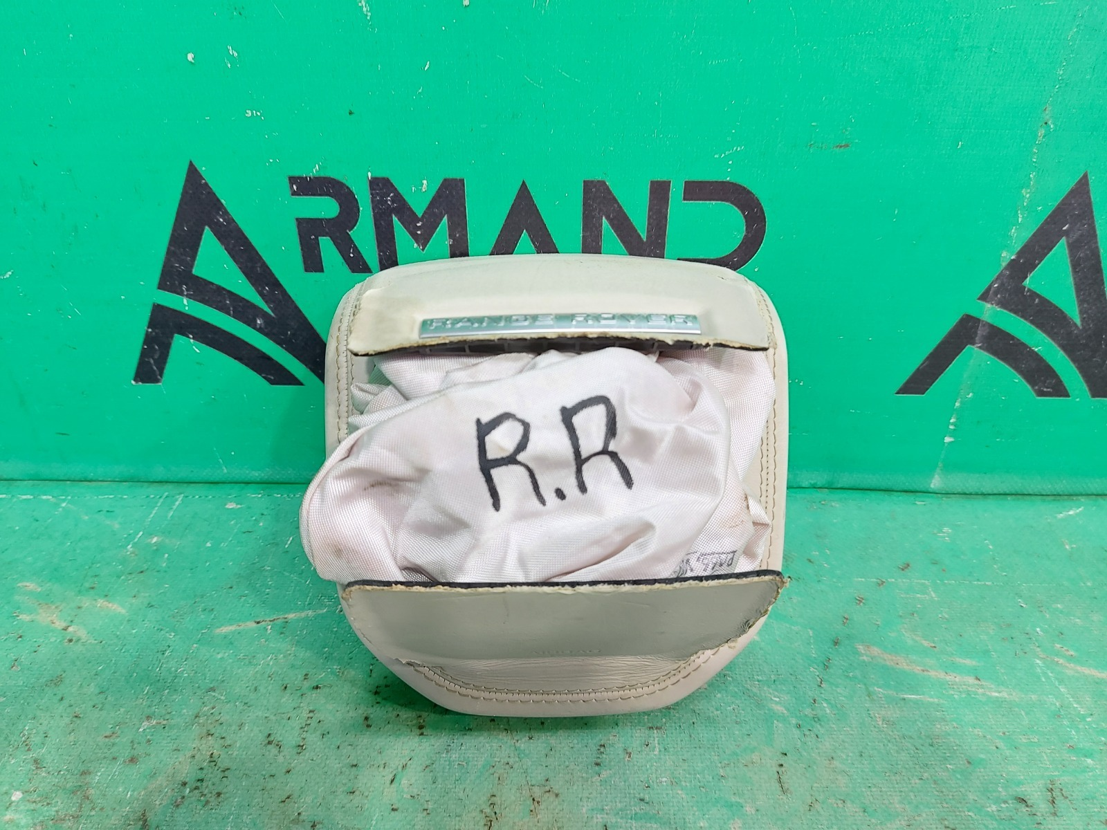 Подушка безопасности руля Land Rover Range Rover Sport 2 2013 (б/у)