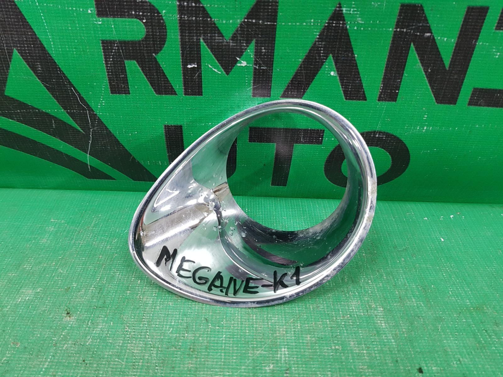 Накладка птф Renault Megane 3 2008 правая (б/у)