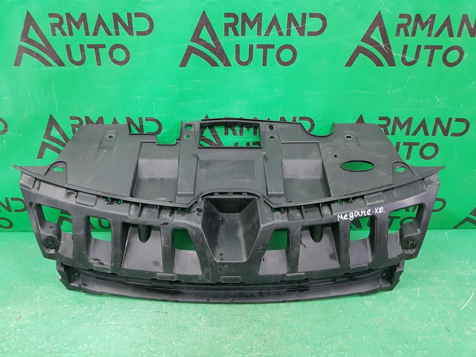Каркас решетки радиатора Renault Megane 3 2008 (б/у)