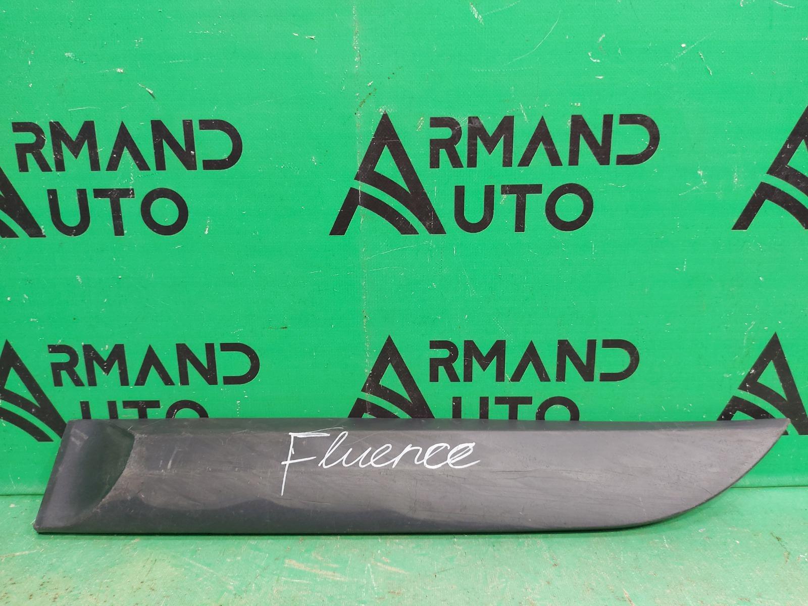 Накладка двери Renault Fluence 1 2009 задняя левая (б/у)