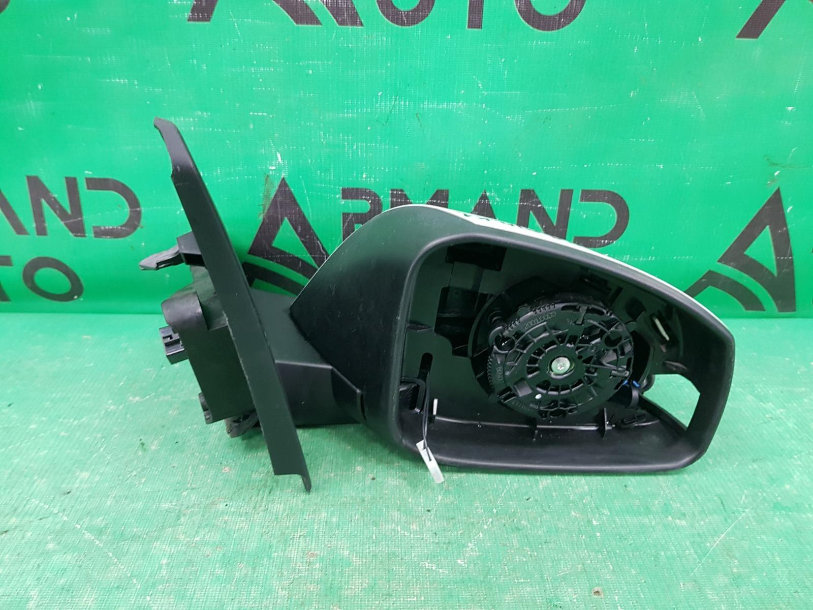 Зеркало Renault Megane 3 2008 правое (б/у)
