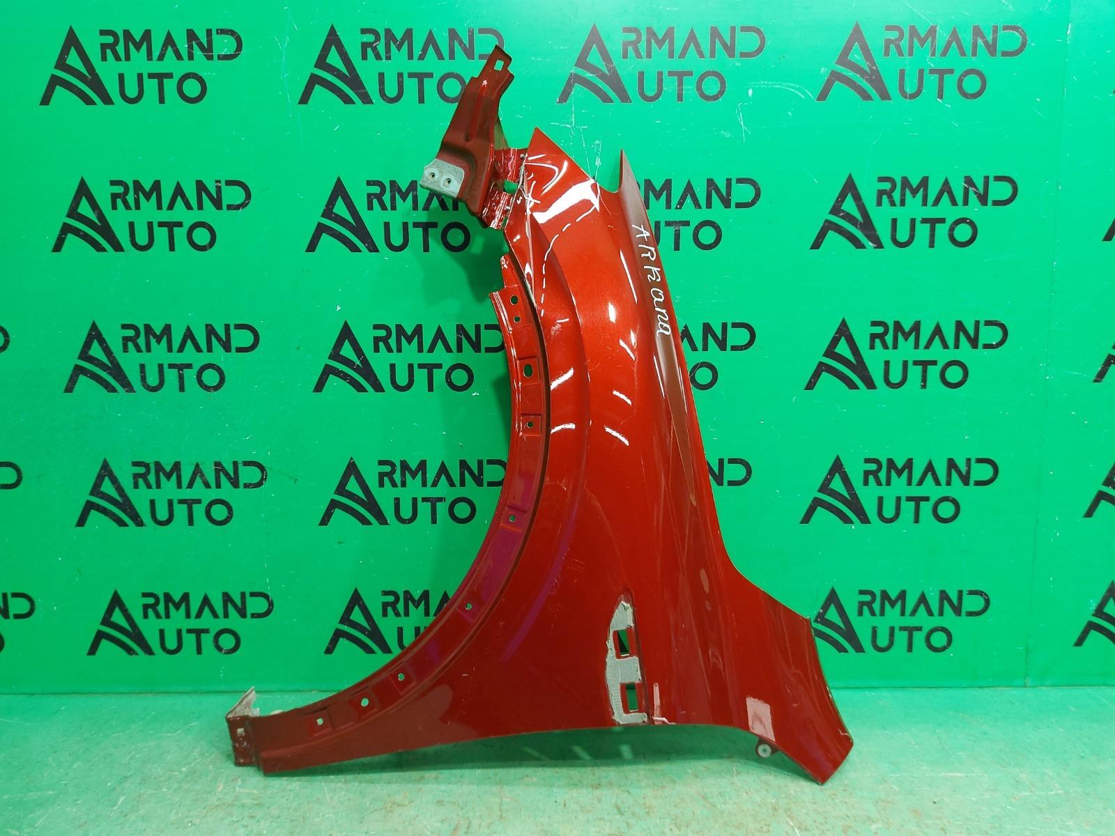 Крыло Renault Arkana 1 2019 переднее левое (б/у)