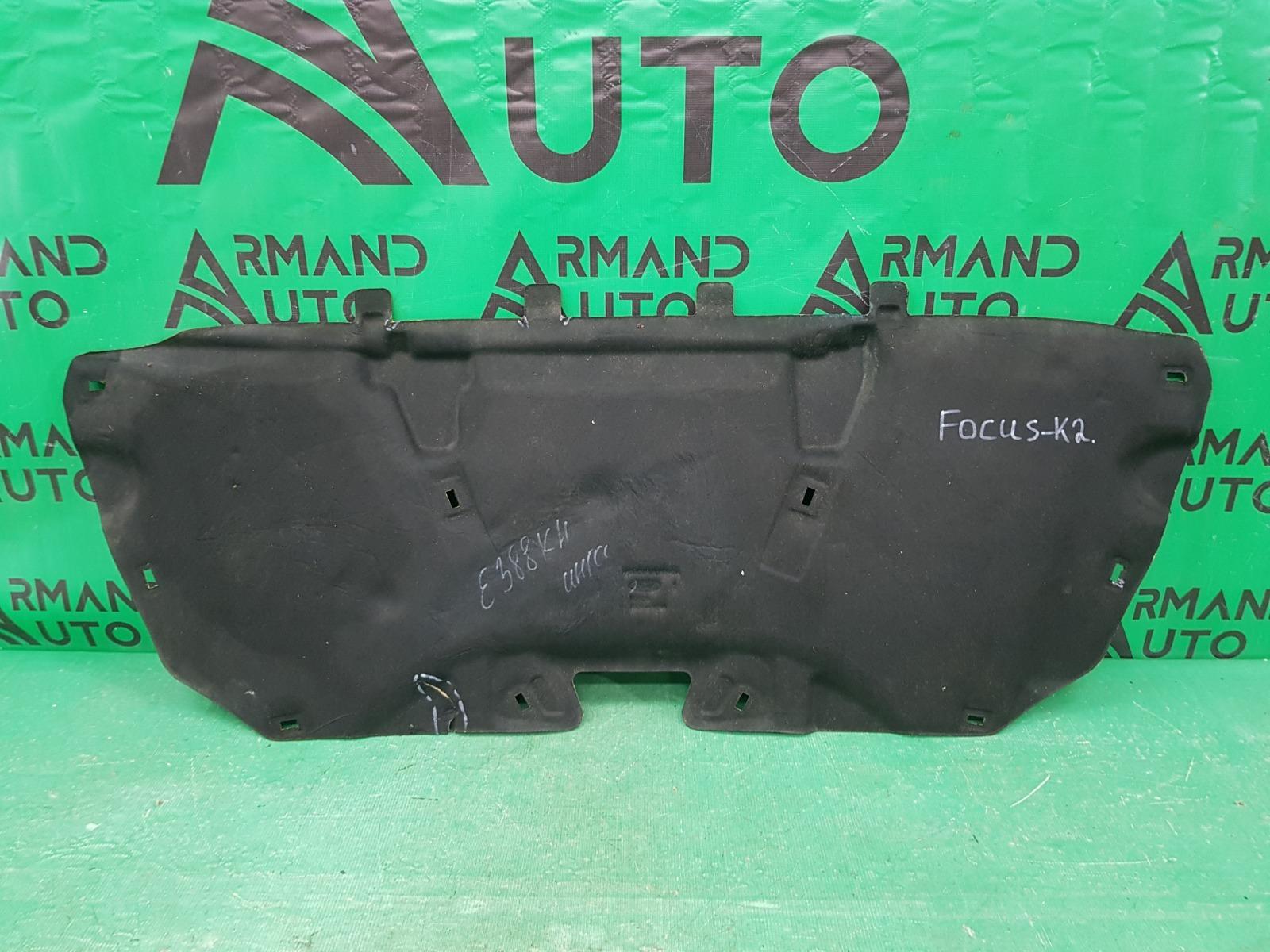 Шумоизоляция капота Ford Focus 3 2011 (б/у)