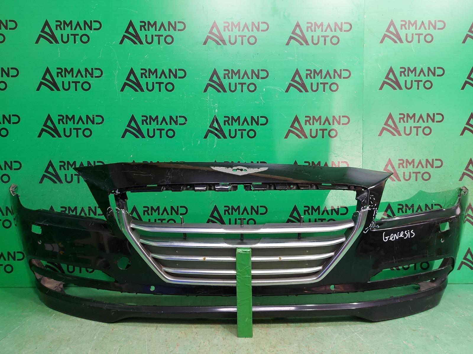 Бампер Hyundai Genesis 2 2013 передний (б/у)