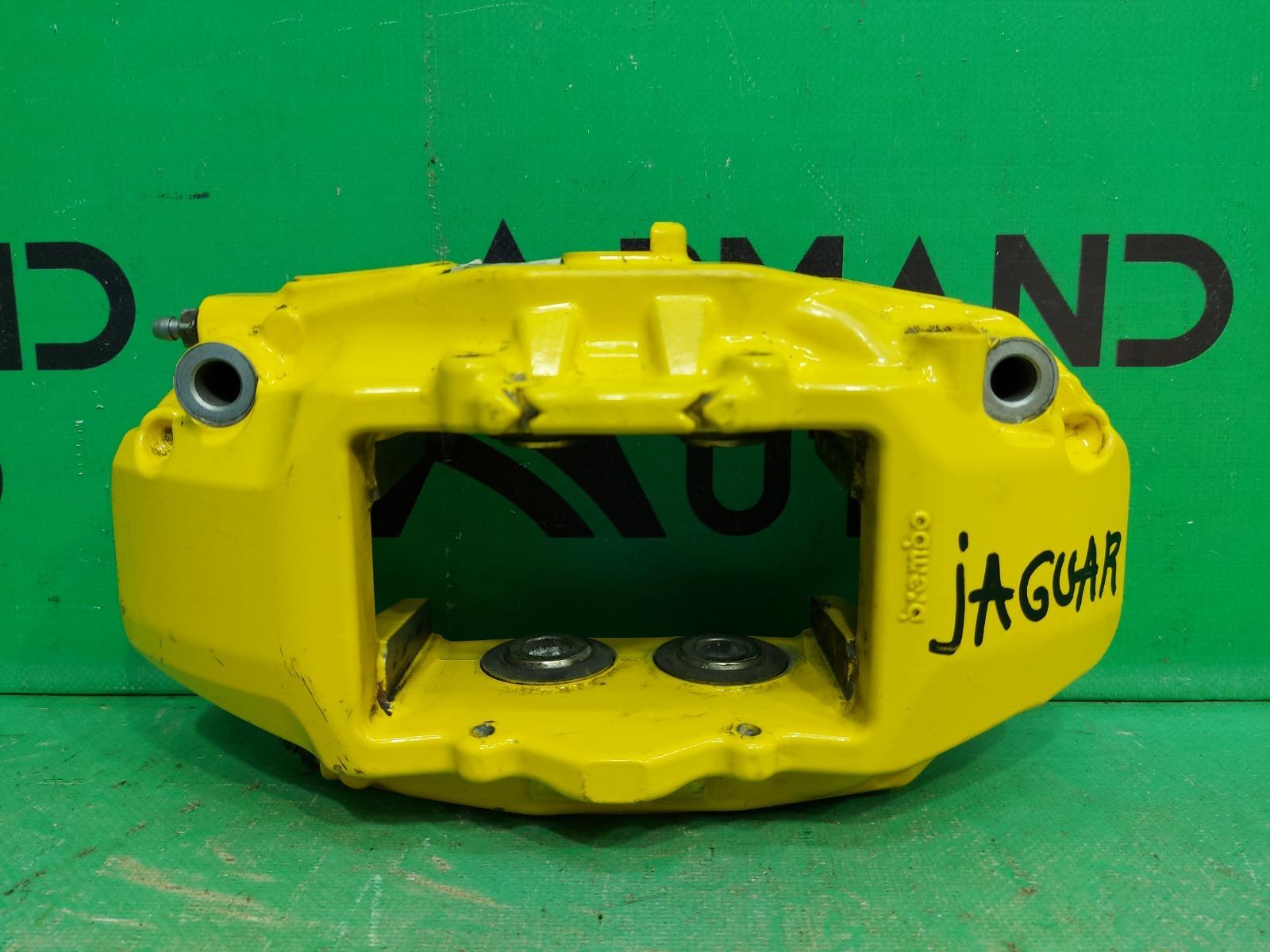 Суппорт тормозной Jaguar F-Type 1 2013 задний (б/у)
