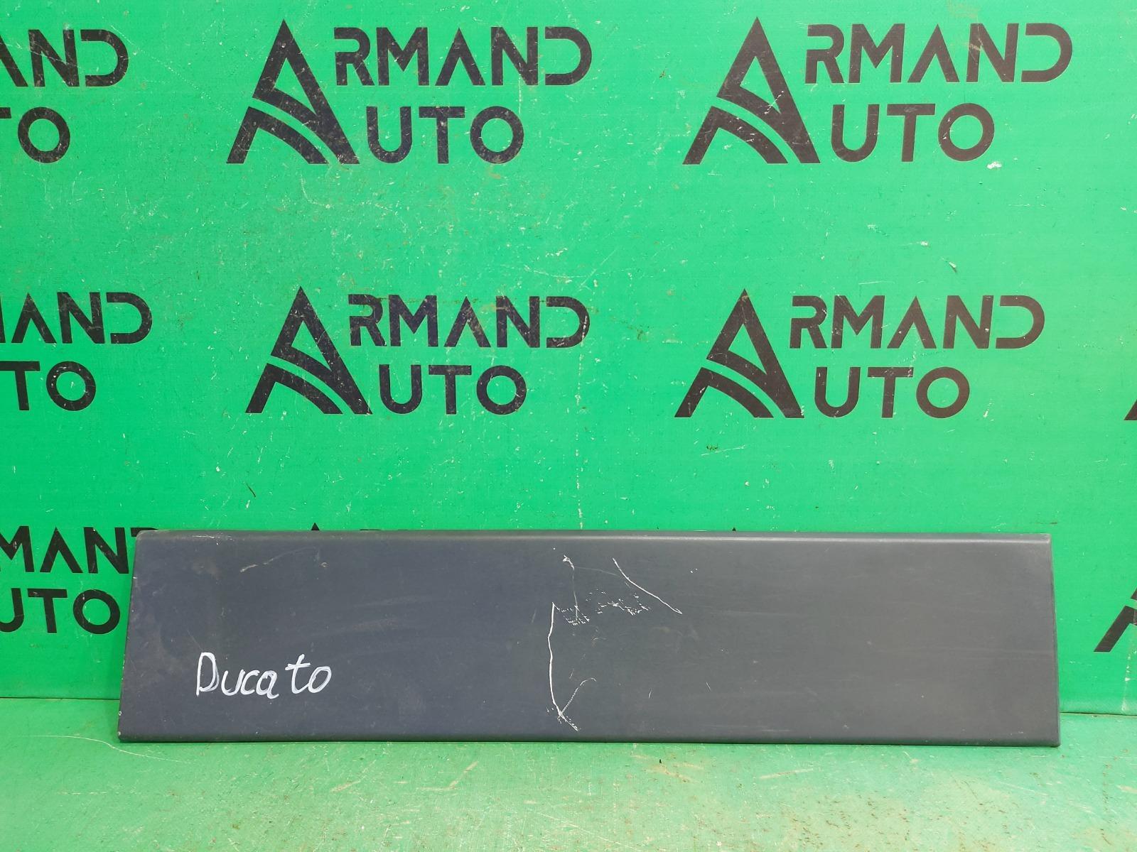 Накладка двери Fiat Ducato 3 2006 задняя левая (б/у)