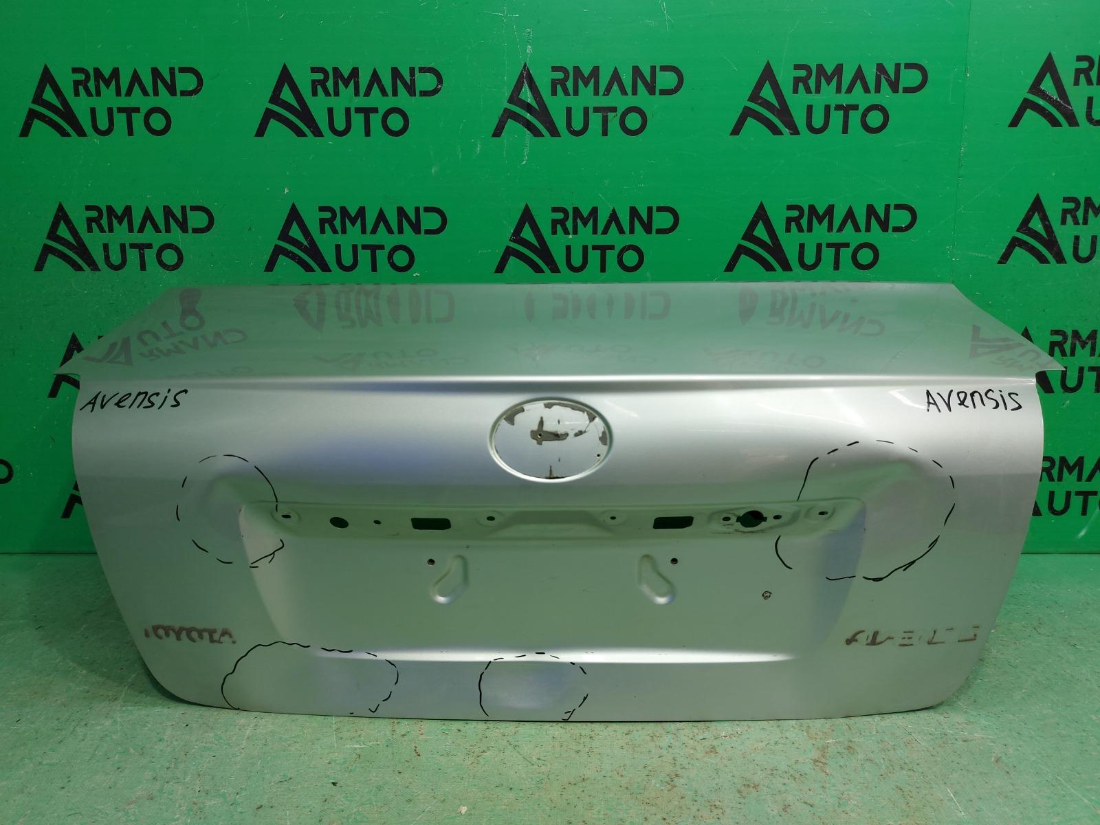Крышка багажника Toyota Avensis 2 2003 (б/у)