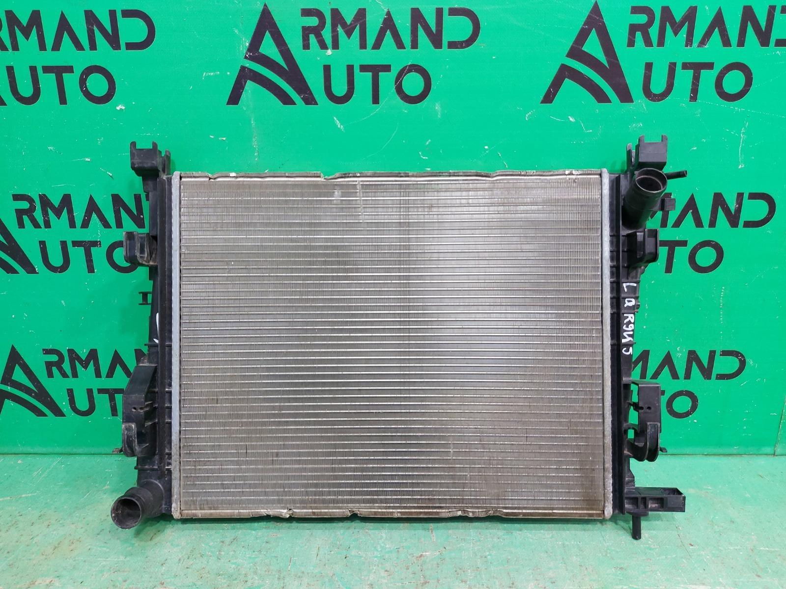 Радиатор охлаждения Lada Vesta 1 2015 (б/у)
