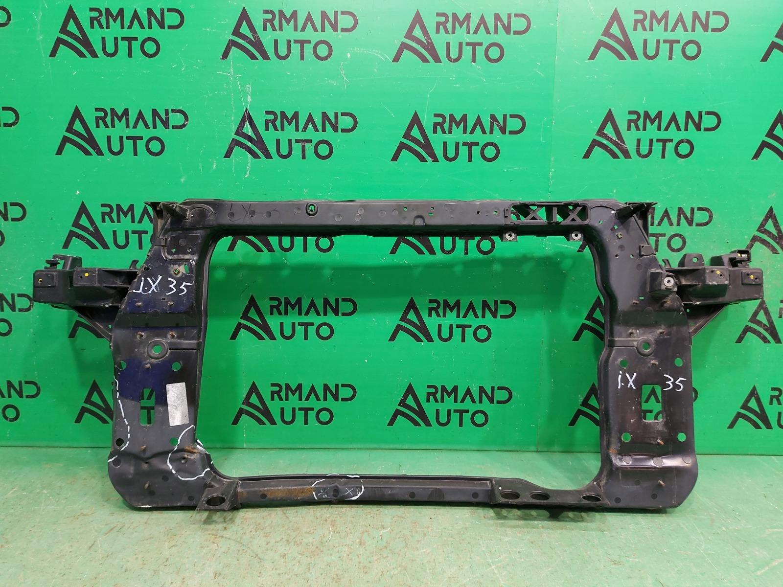Панель передняя ( телевизор ) Hyundai Ix35 1 2010 (б/у)