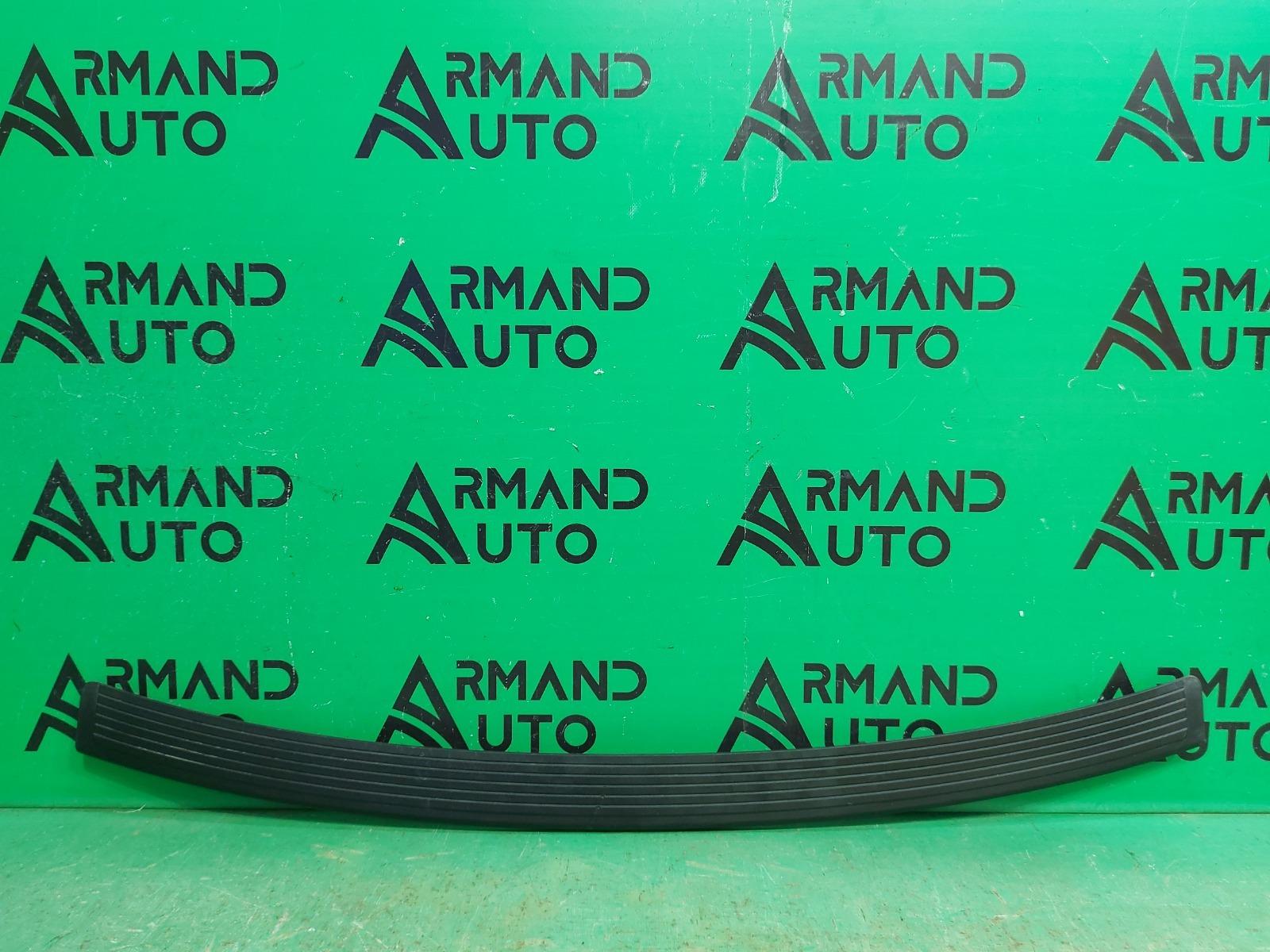 Накладка бампера Ford Explorer 5 2010 задняя (б/у)