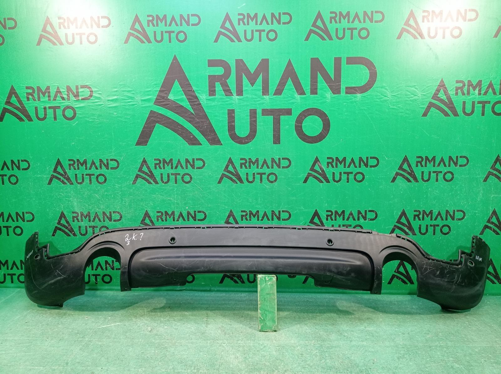 Юбка бампера Mini Countryman F60 2016 задняя (б/у)