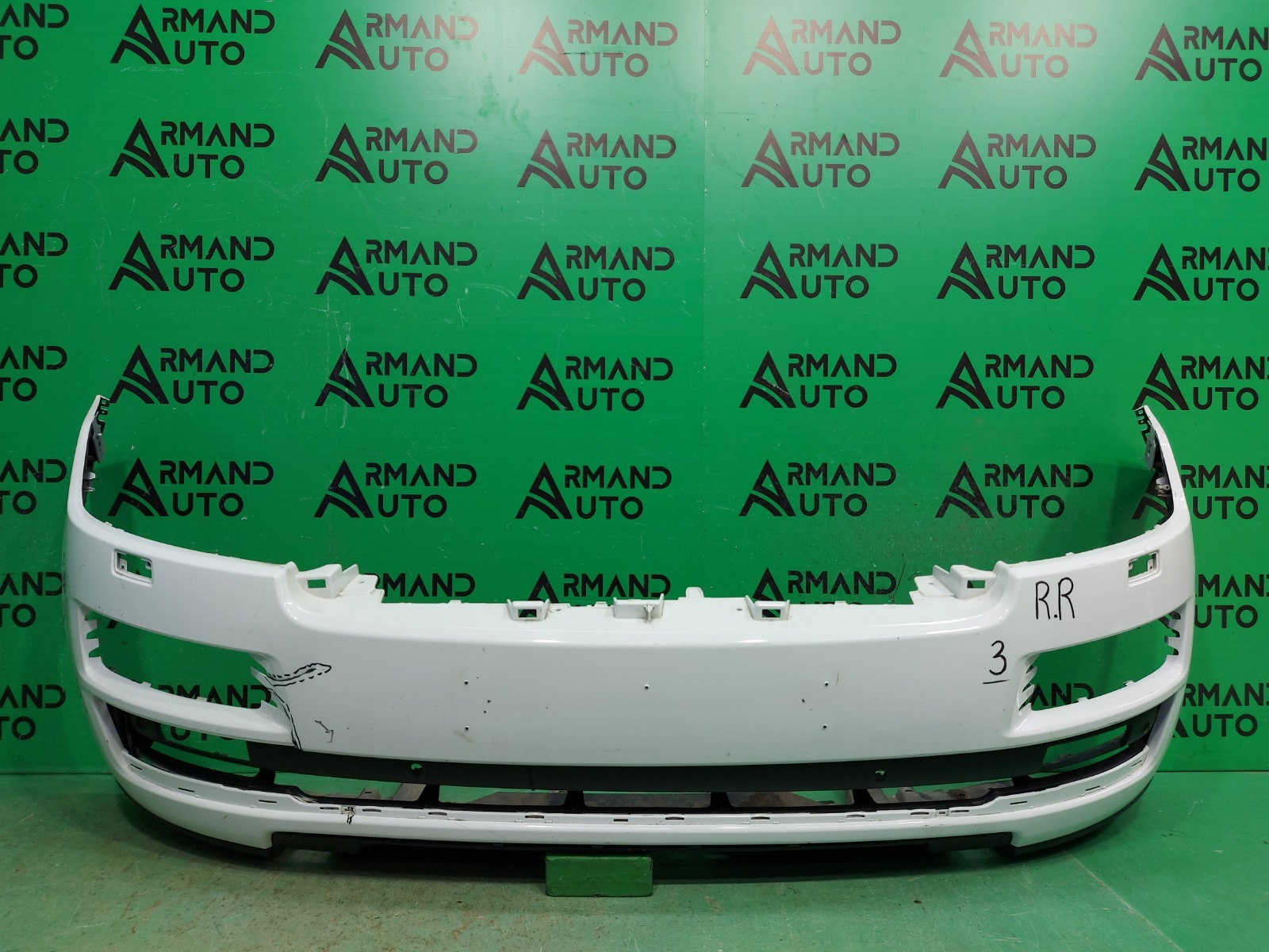 Бампер Land Rover Range Rover Vogue 4 2013 передний (б/у)