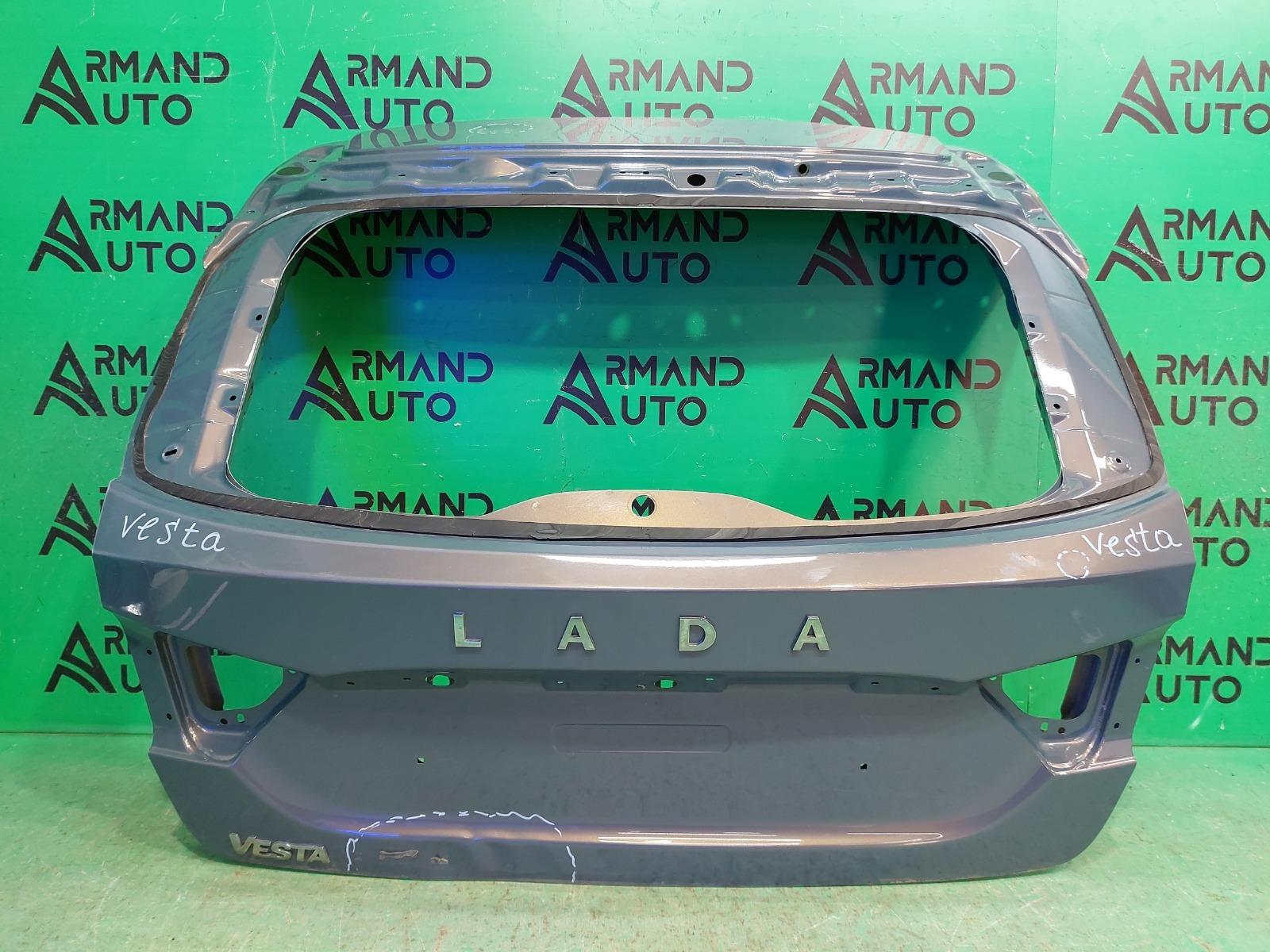 Дверь багажника Lada Vesta 1 2015 (б/у)