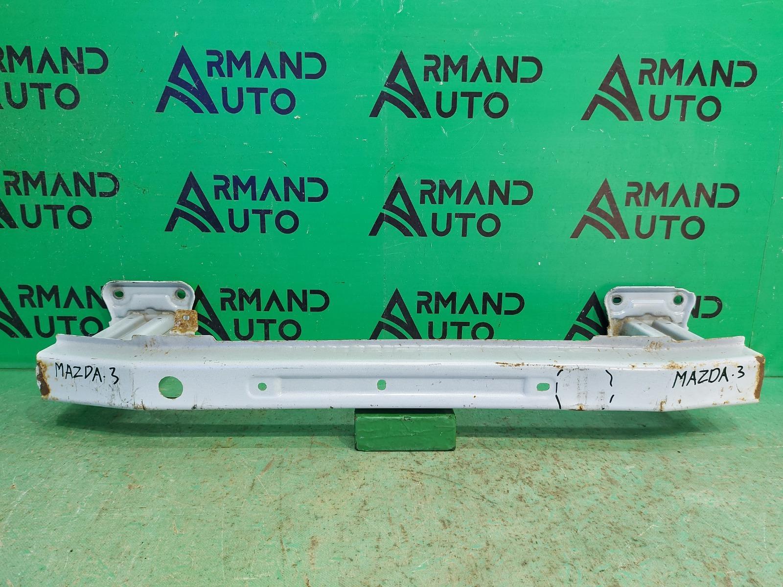 Усилитель бампера Mazda 3 BL 2008 задний (б/у)