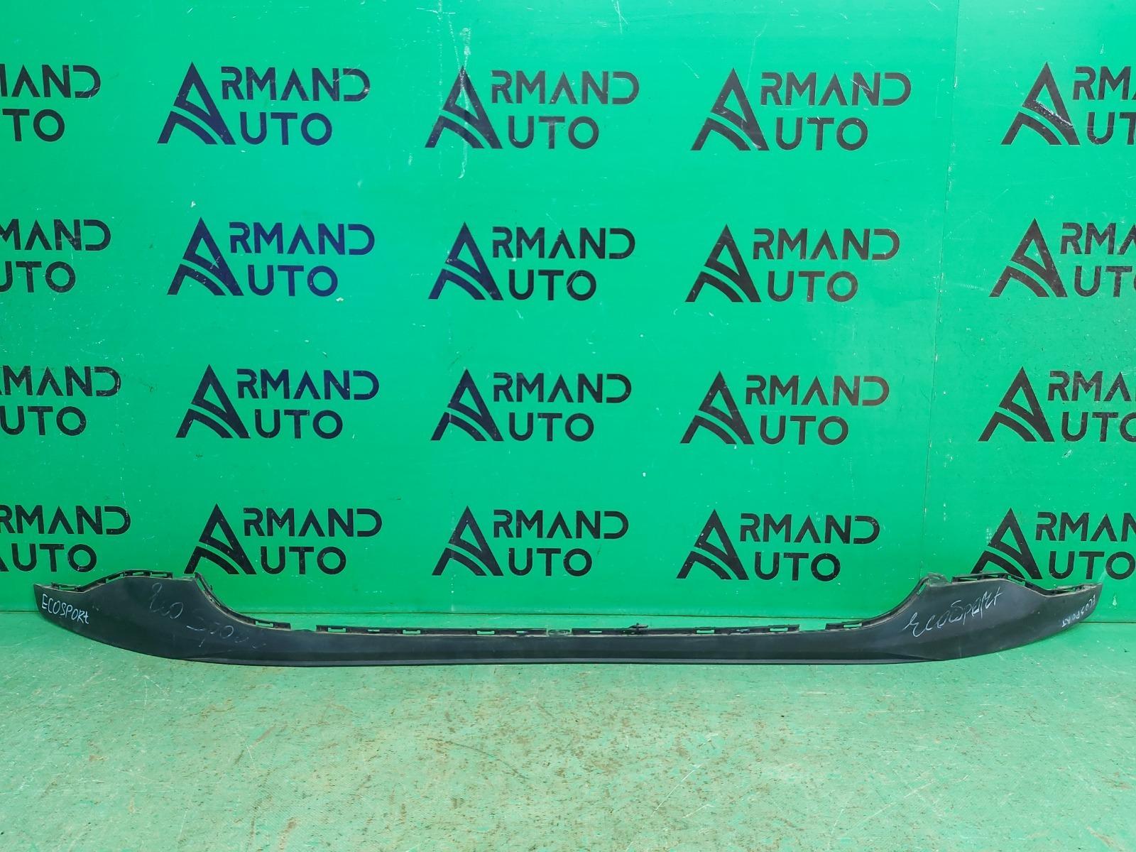 Юбка бампера Ford Ecosport 1 2014 передняя (б/у)