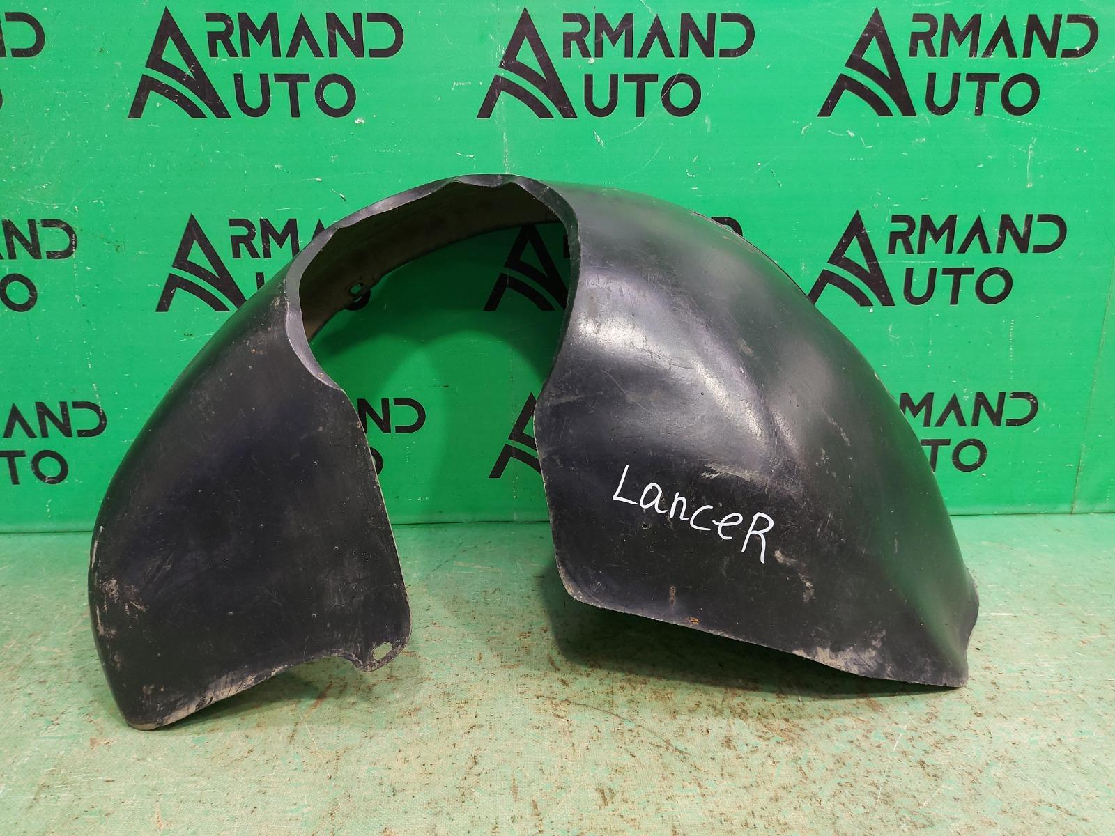Подкрылок Mitsubishi Lancer 10 2007 задний правый (б/у)