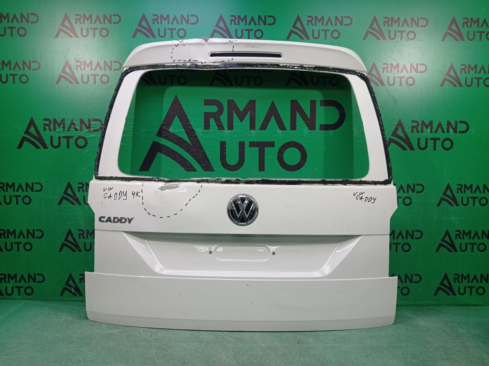 Дверь багажника Volkswagen Caddy 4 2015 (б/у)