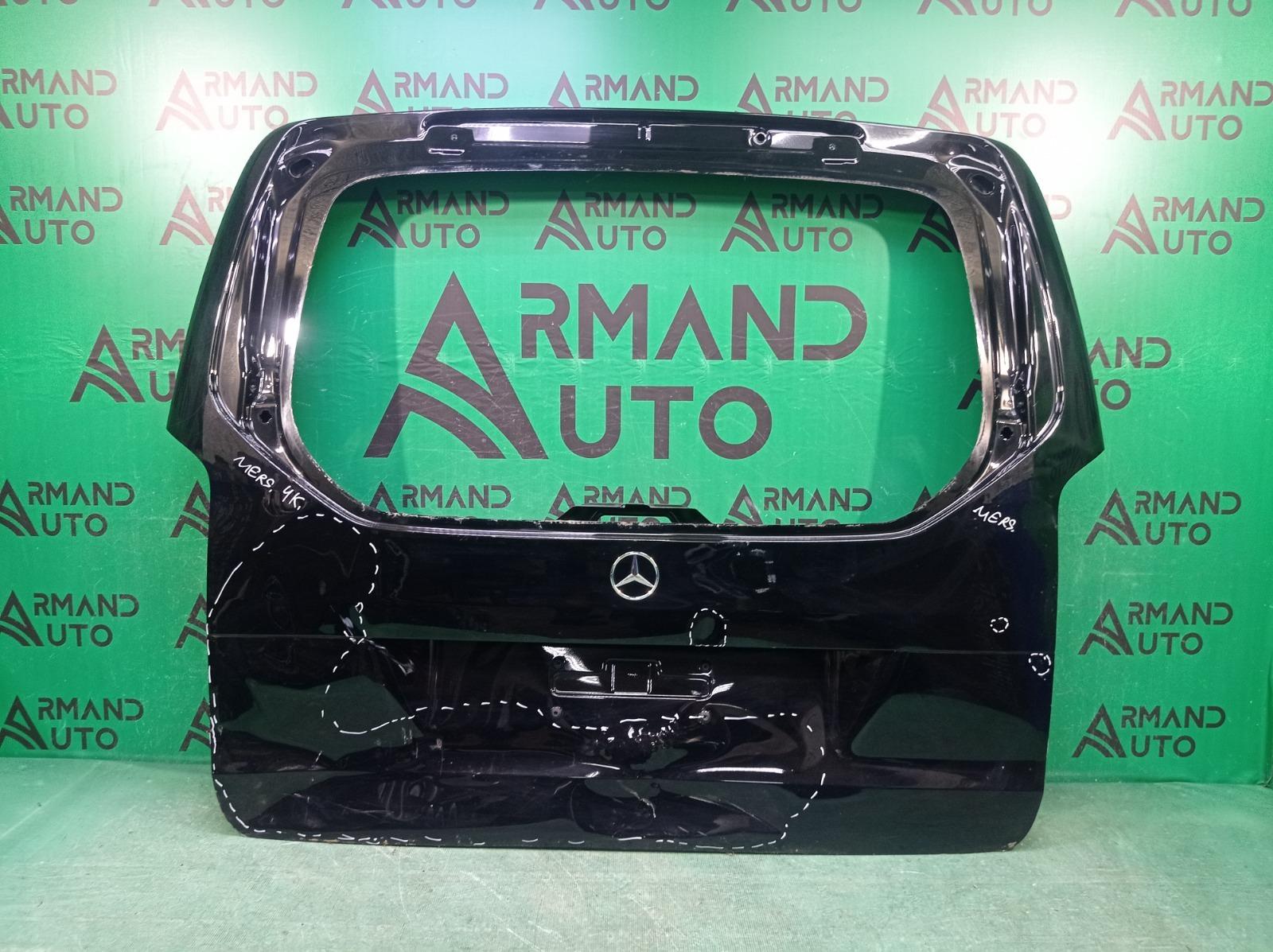 Дверь багажника Mercedes V-Class W447 2014 (б/у)