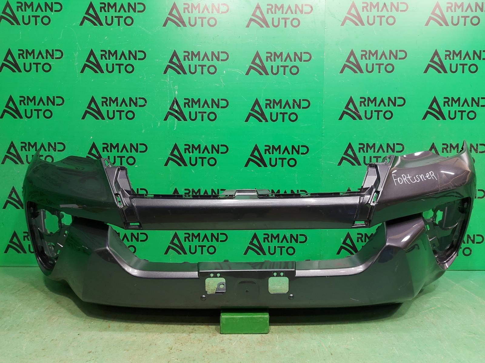 Бампер Toyota Fortuner 2 2015 передний (б/у)