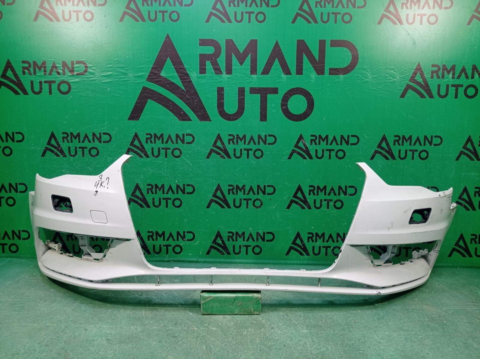 Бампер Audi A3 3 8V 2012 передний (б/у)