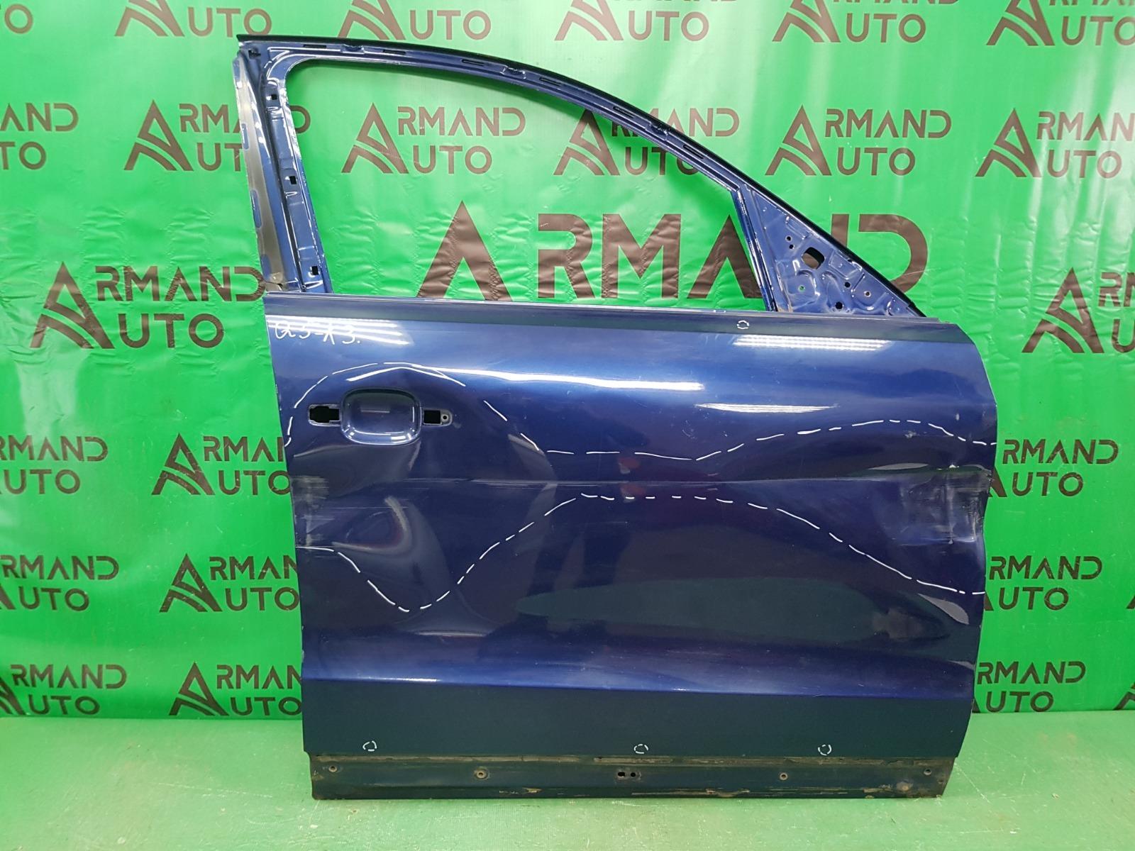 Дверь Audi Q5 8R 2008 передняя правая (б/у)