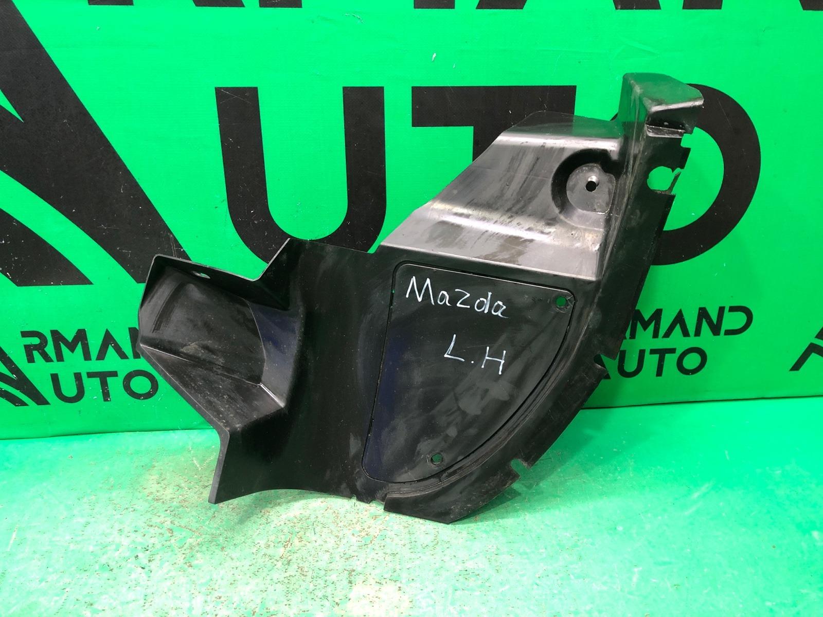 Защита днища Mazda Cx7-Cx7 2006 задняя левая (б/у)