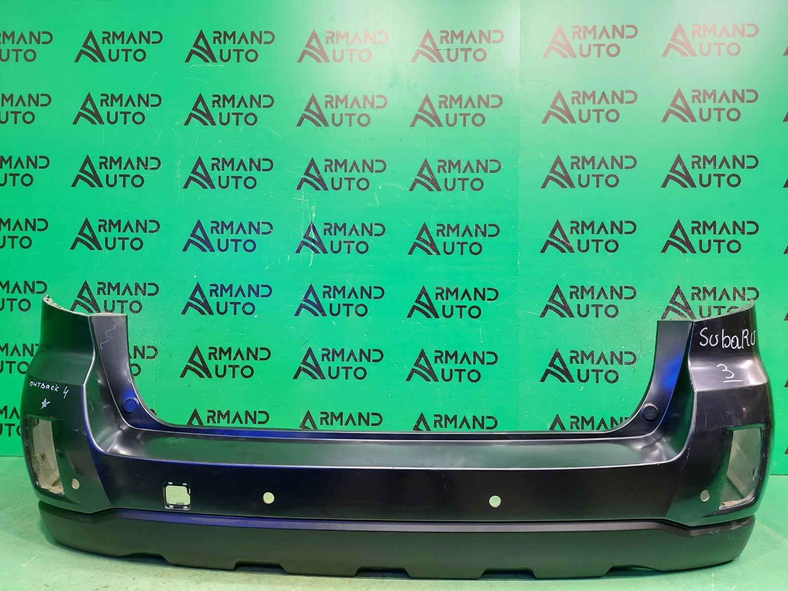 Бампер Subaru Legacy 5 2009 задний (б/у)