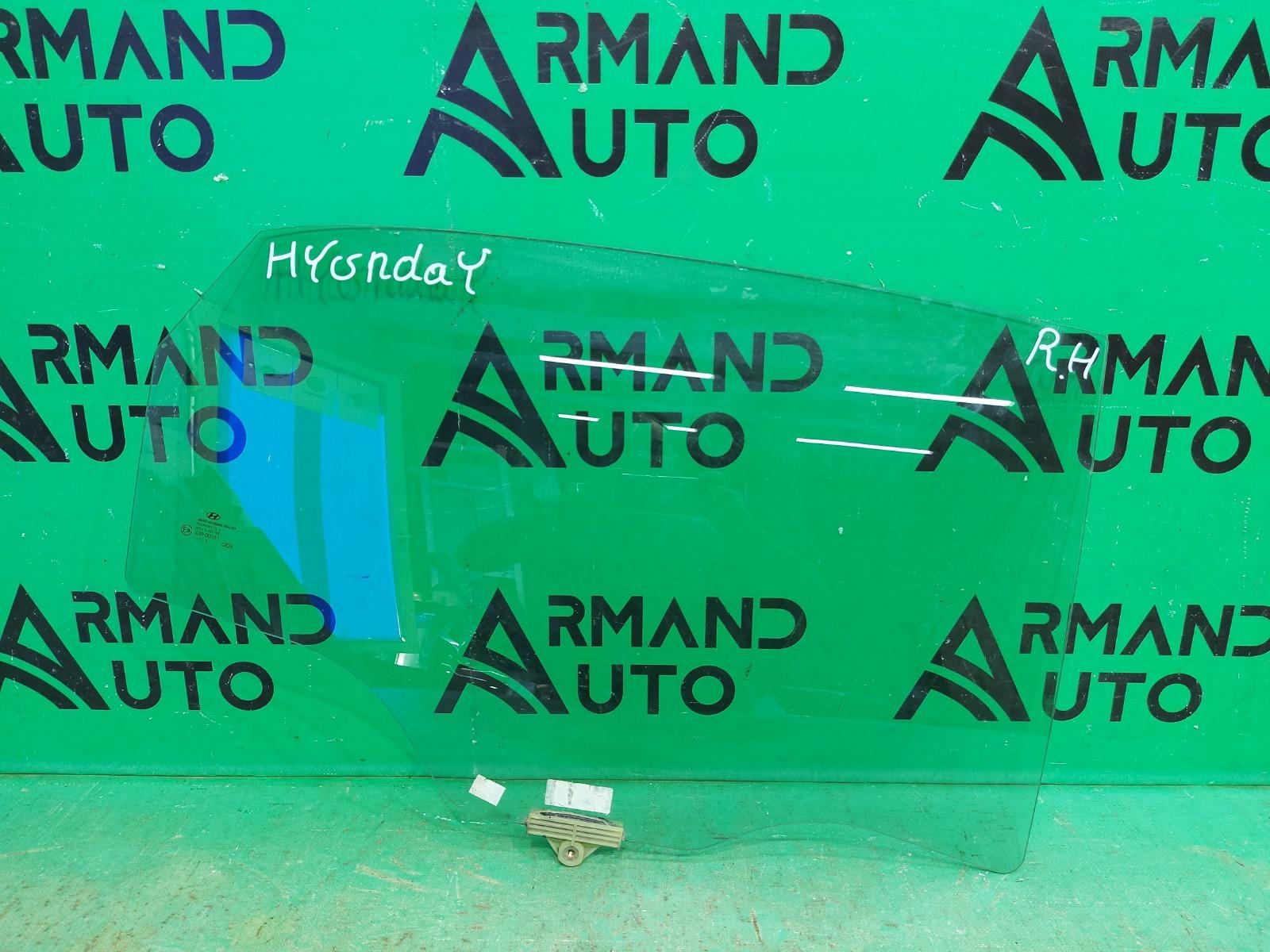 Стекло Hyundai Ix35 2010 заднее правое (б/у)