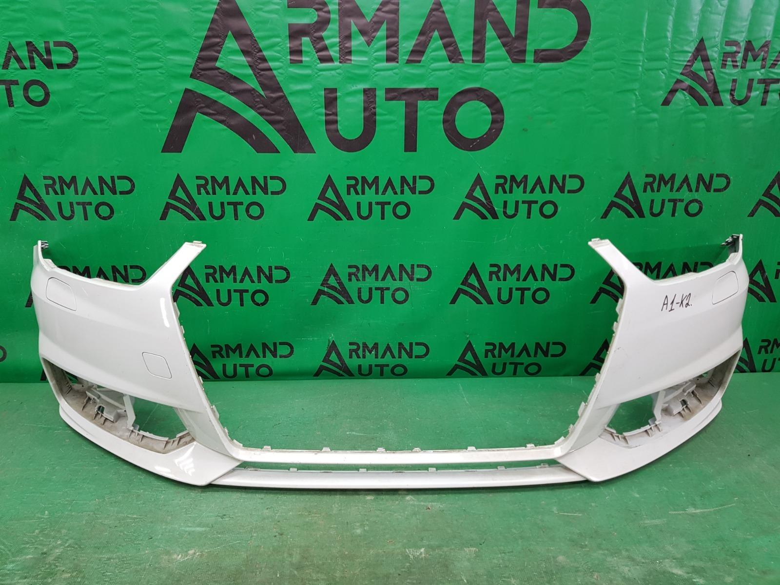 Бампер Audi A1 8X 2014 передний (б/у)