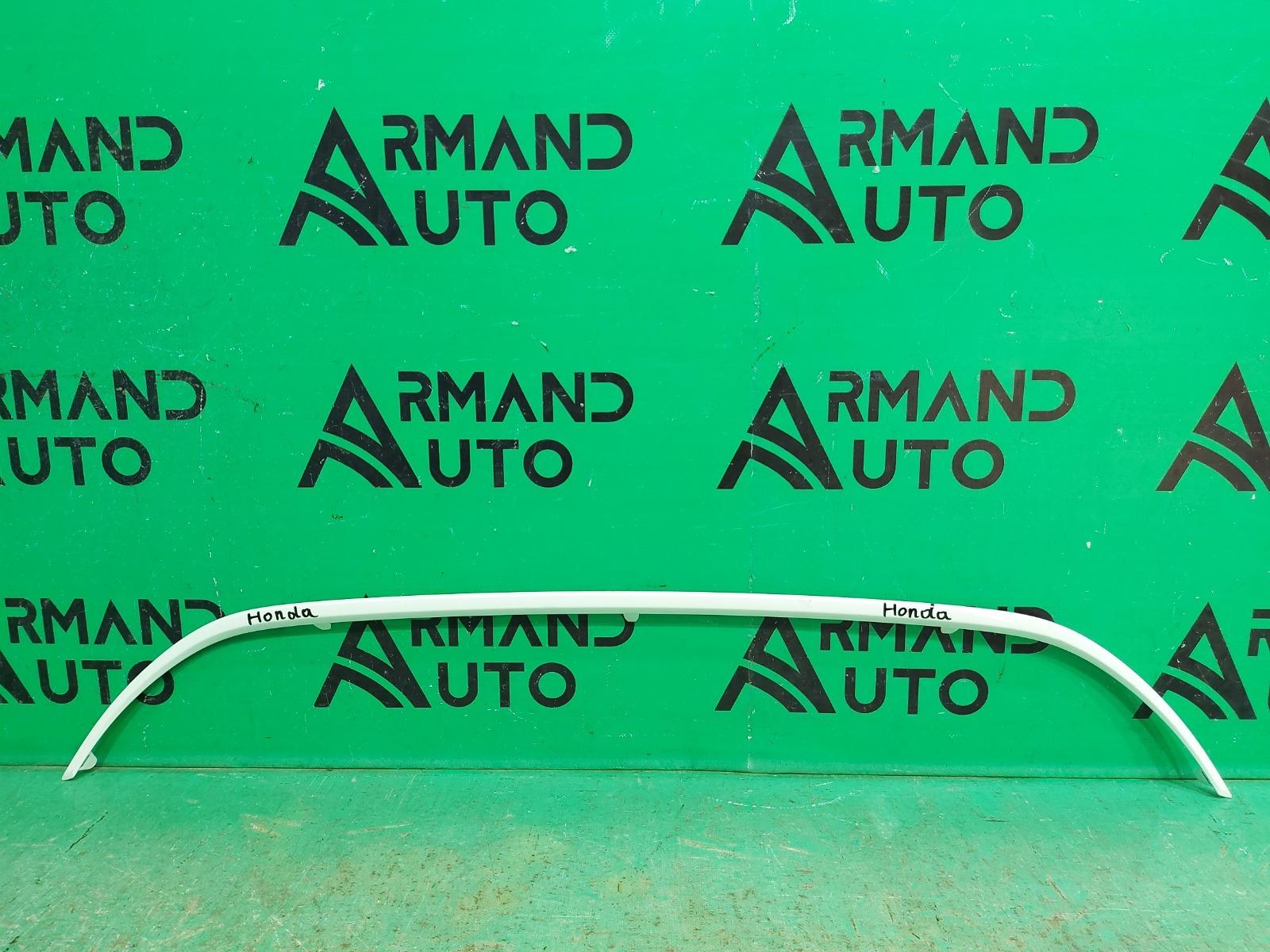 Накладка решетки бампера Honda Cr-V 3 РЕСТАЙЛИНГ 2009 (б/у)