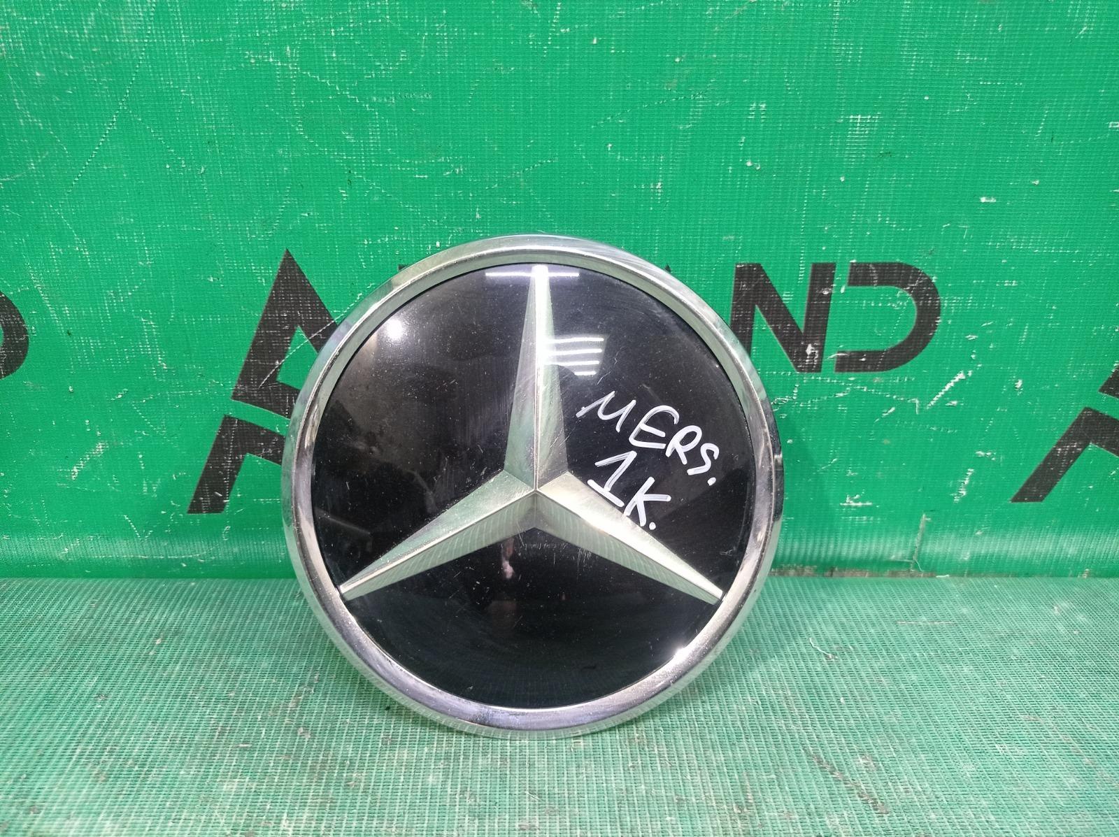 Эмблема Mercedes E-Class W212 2013 передняя (б/у)