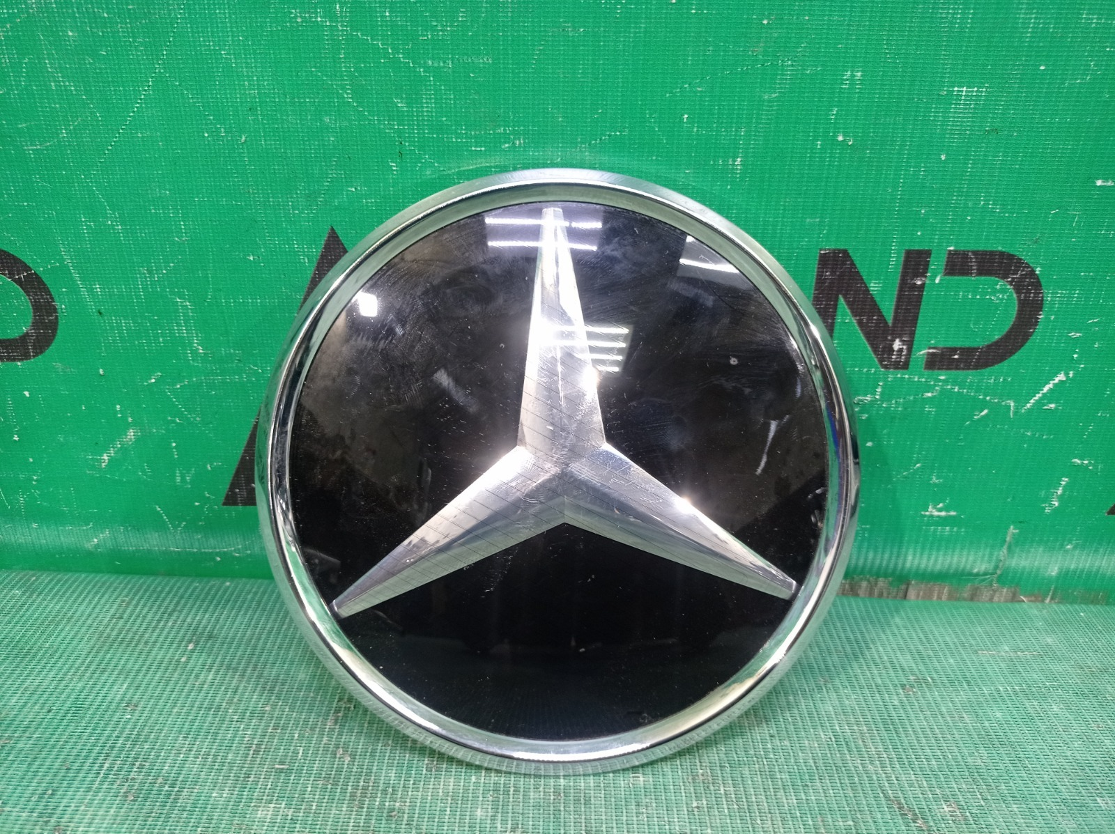 Эмблема Mercedes E-Class W213 2020 (б/у)