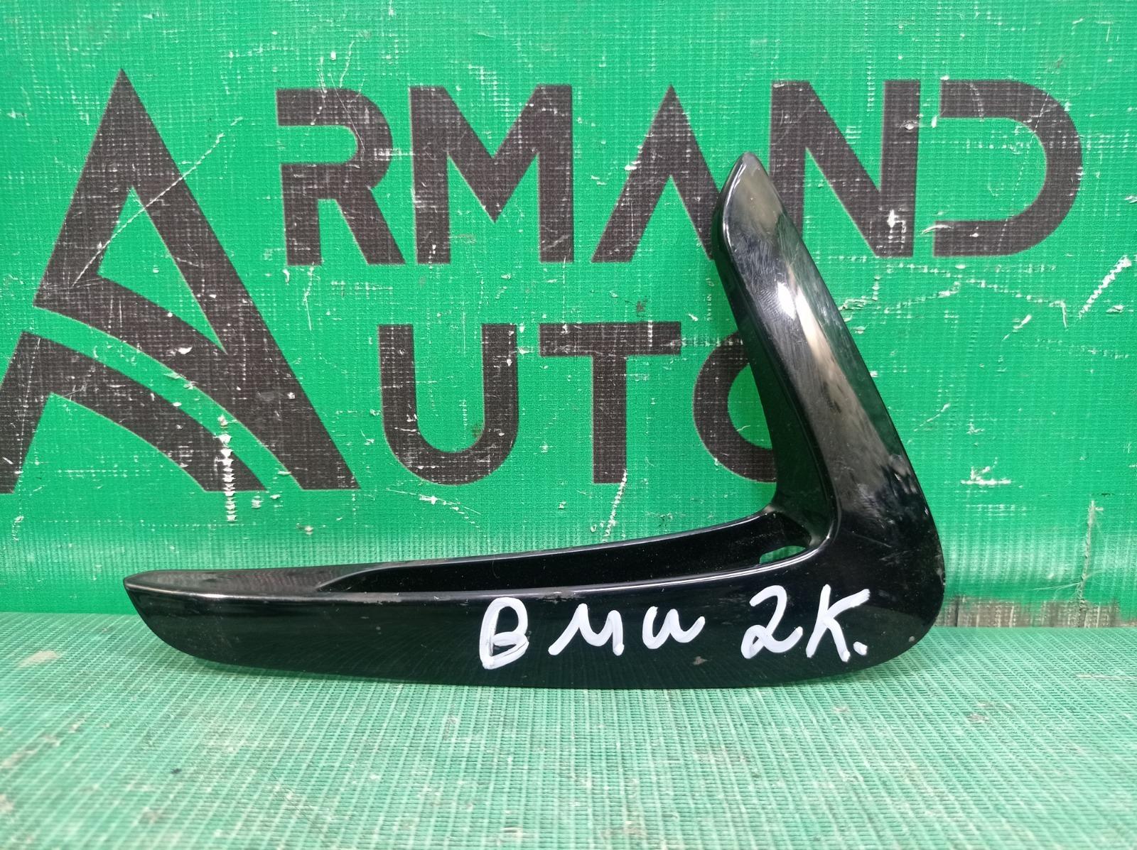 Накладка крыла Bmw 4 Series F32 F33 F36 2013 передняя правая (б/у)