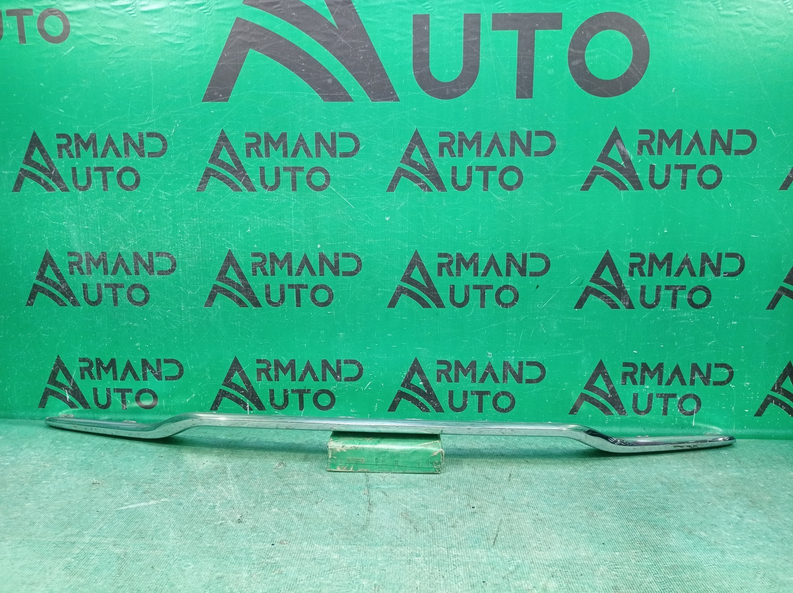 Решетка бампера Mercedes Gl Gls-Class X166 2012 задняя (б/у)