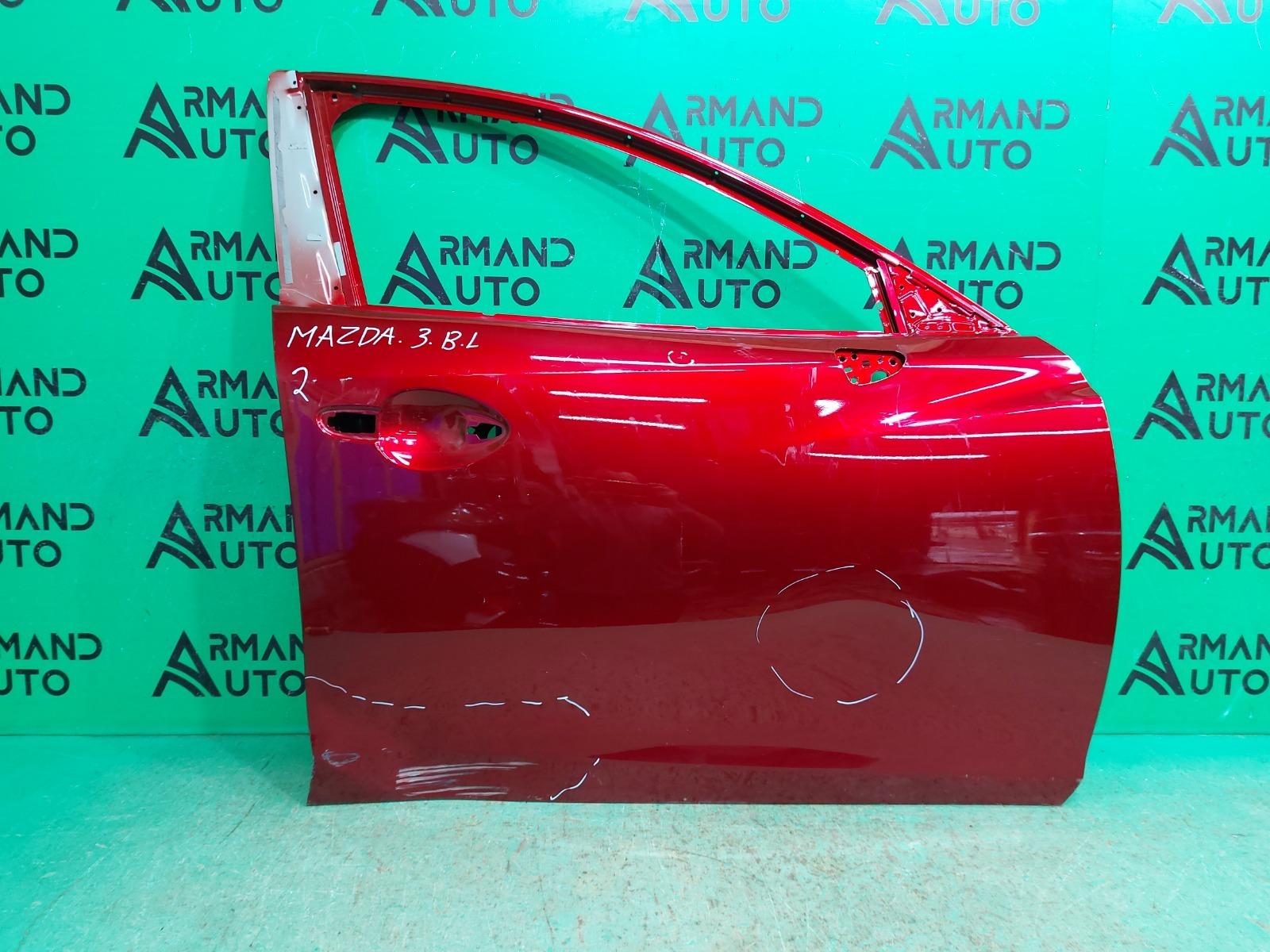 Дверь Mazda 6 GJ 2012 передняя правая (б/у)