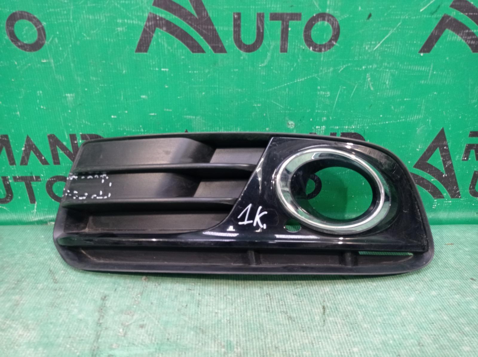 Окантовка птф Audi Q5 1 8R 2012 левая (б/у)