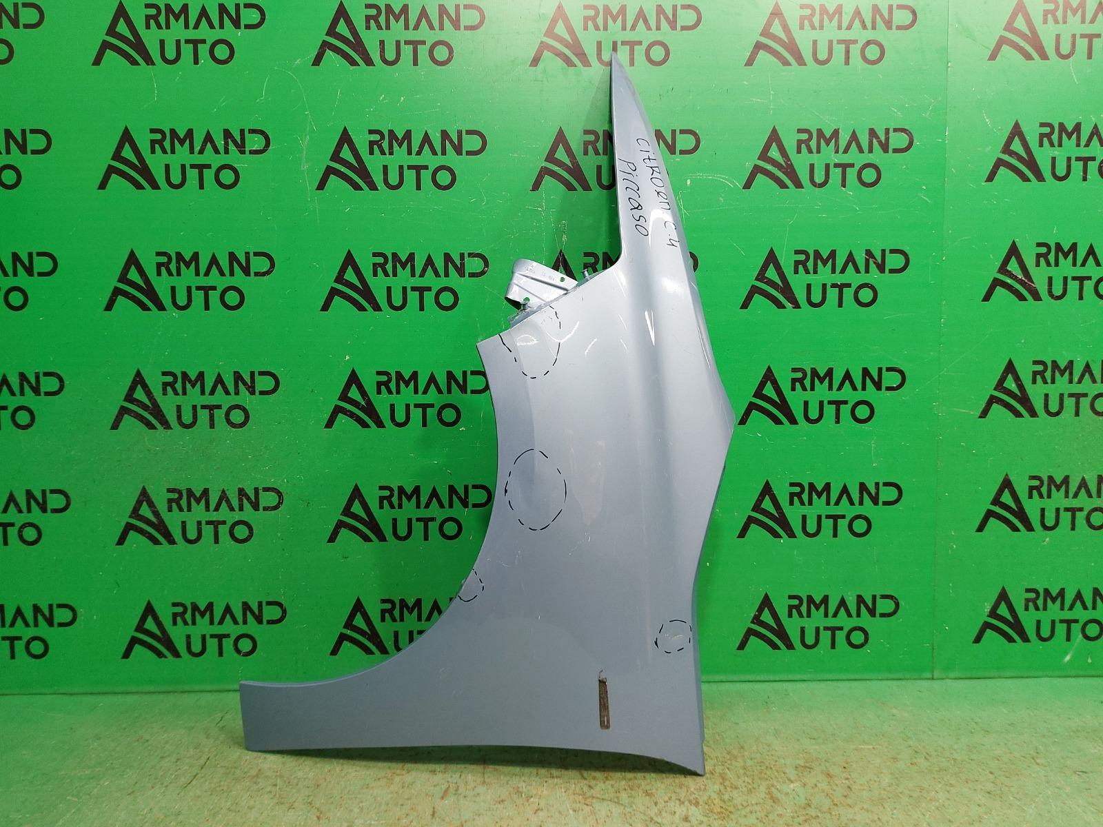 Крыло Citroen C4 Picasso 2 2013 переднее левое (б/у)