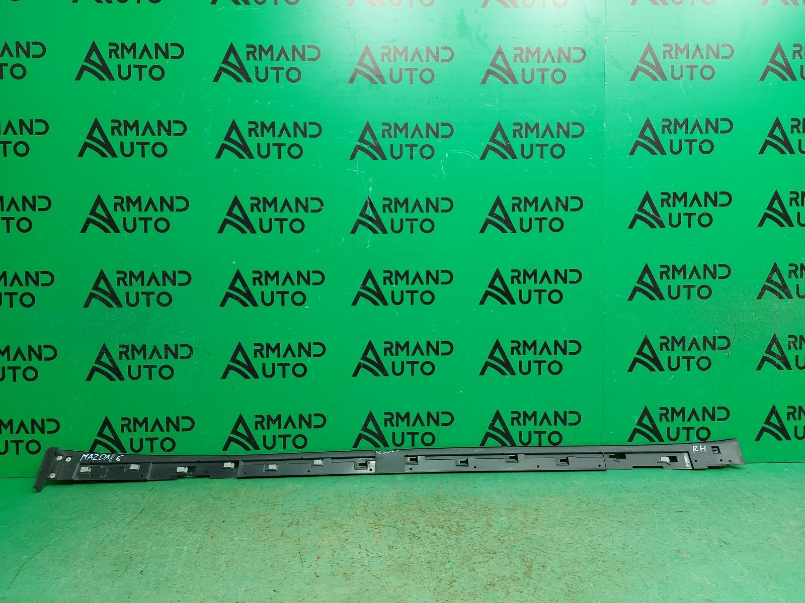 Накладка порога Mazda 6 GJ 2012 правая (б/у)