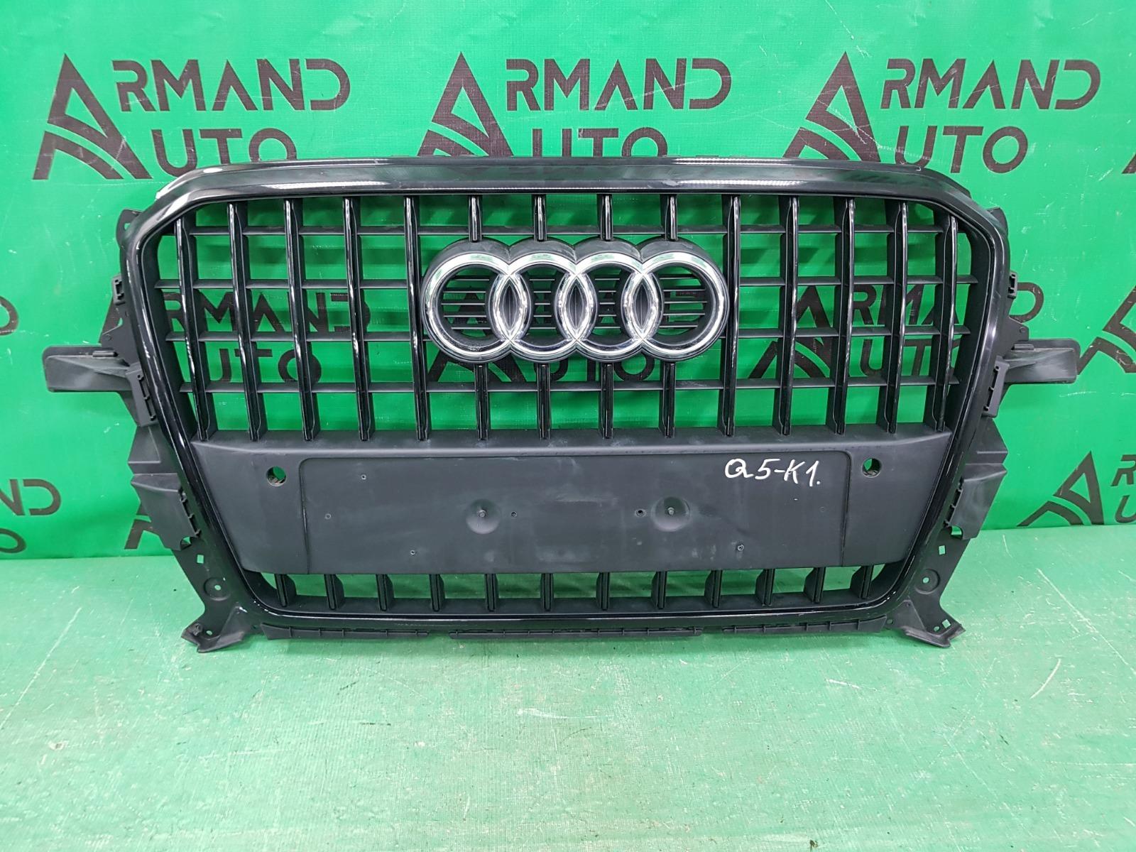 Решетка радиатора s-line Audi Q5 8R РЕСТАЙЛИНГ 2012 (б/у)