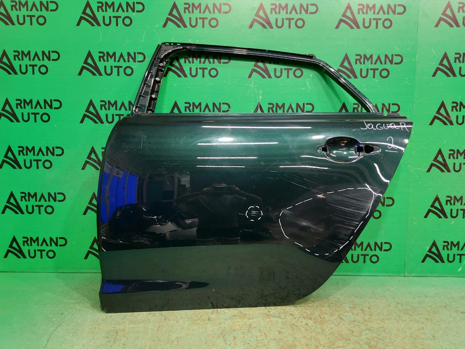 Дверь Jaguar Xj 4 2009 задняя левая (б/у)