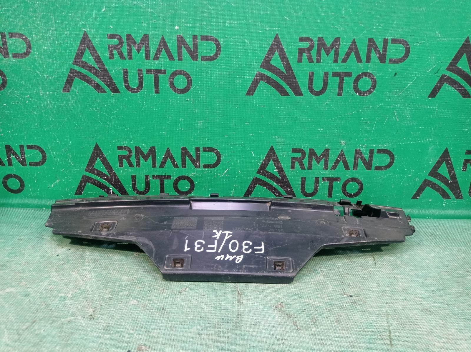Кронштейн бампера центральный Bmw 3 Series F30 F31 F35 2011 задний (б/у)