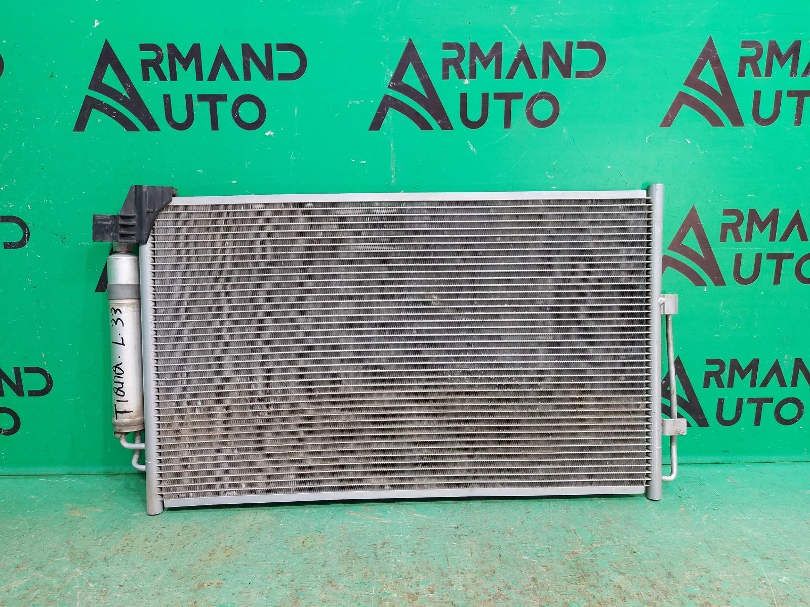 Радиатор кондиционера Nissan Teana L33 2014 (б/у)