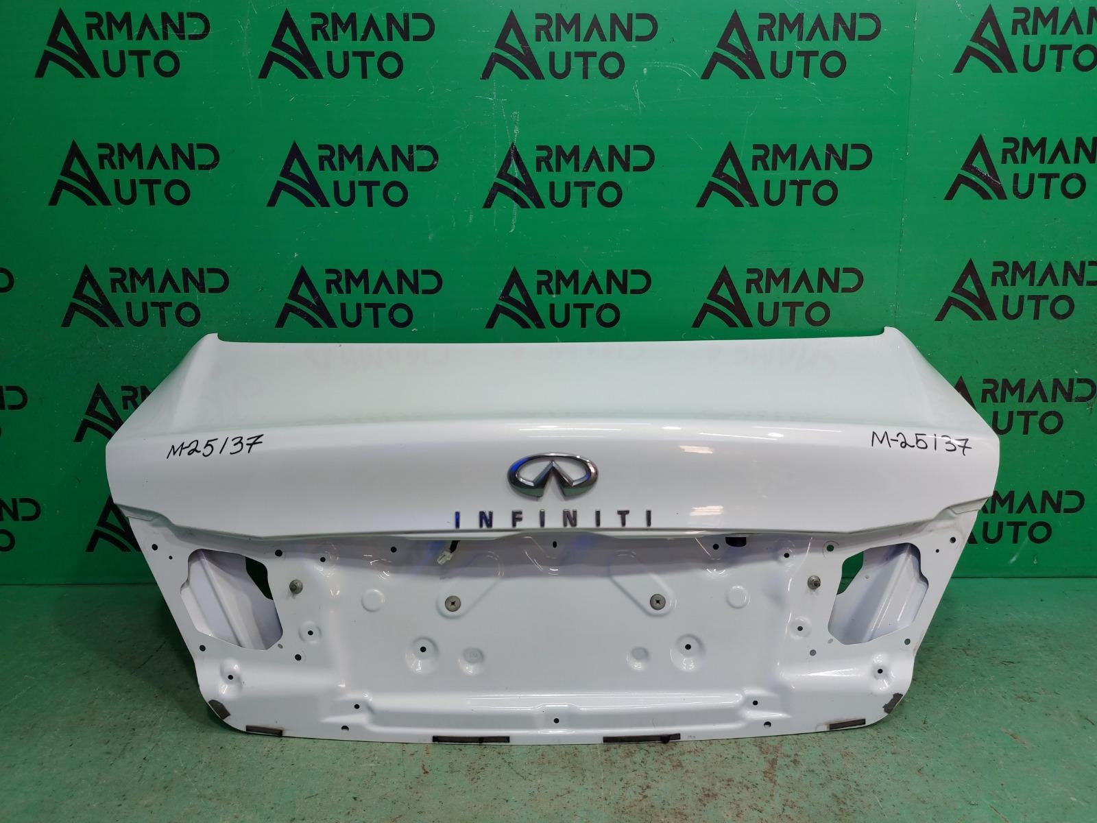 Крышка багажника Infiniti M 4 2010 (б/у)