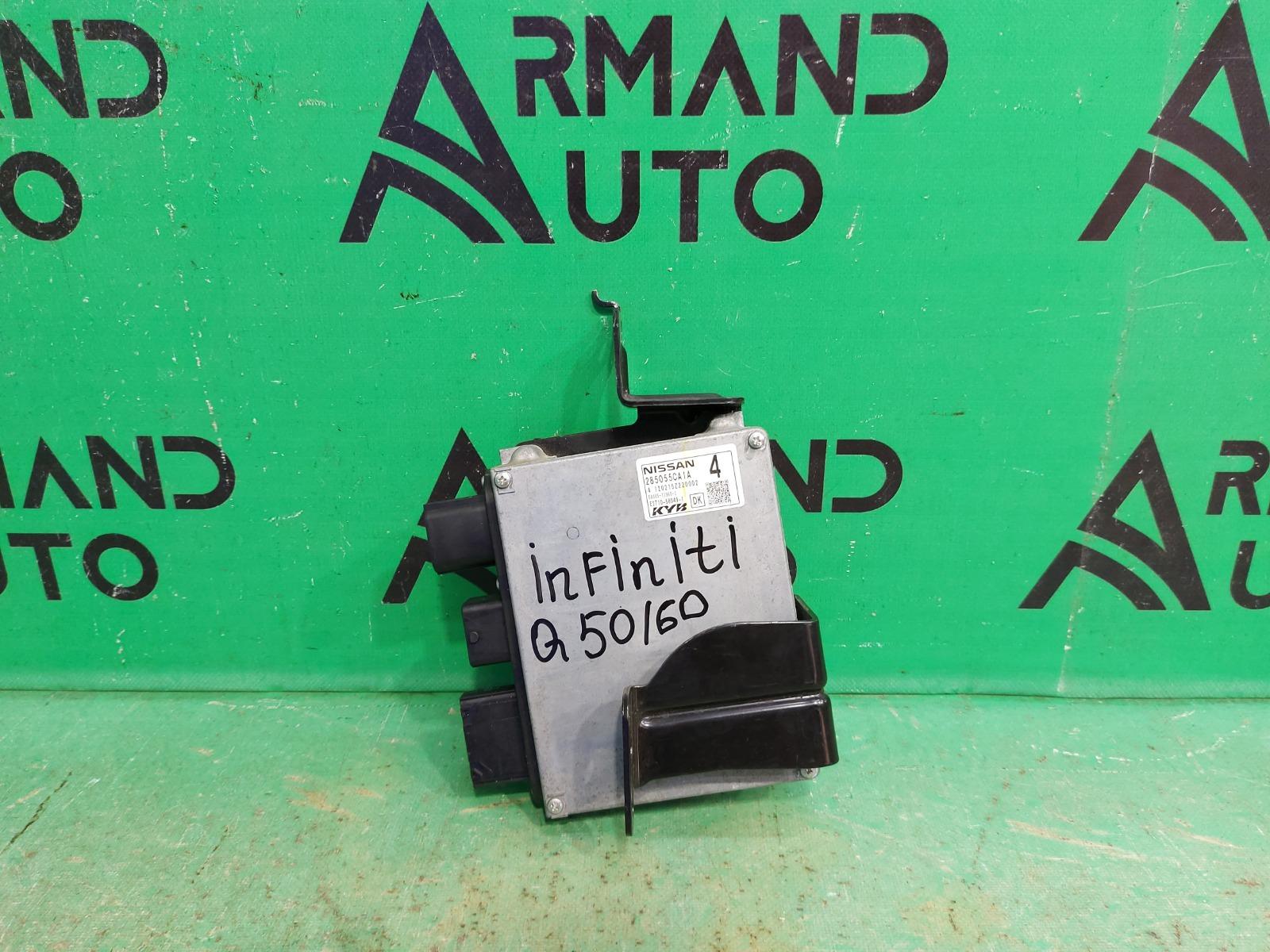 Блок управления рулевой рейкой Infiniti Q50 1 2013 (б/у)
