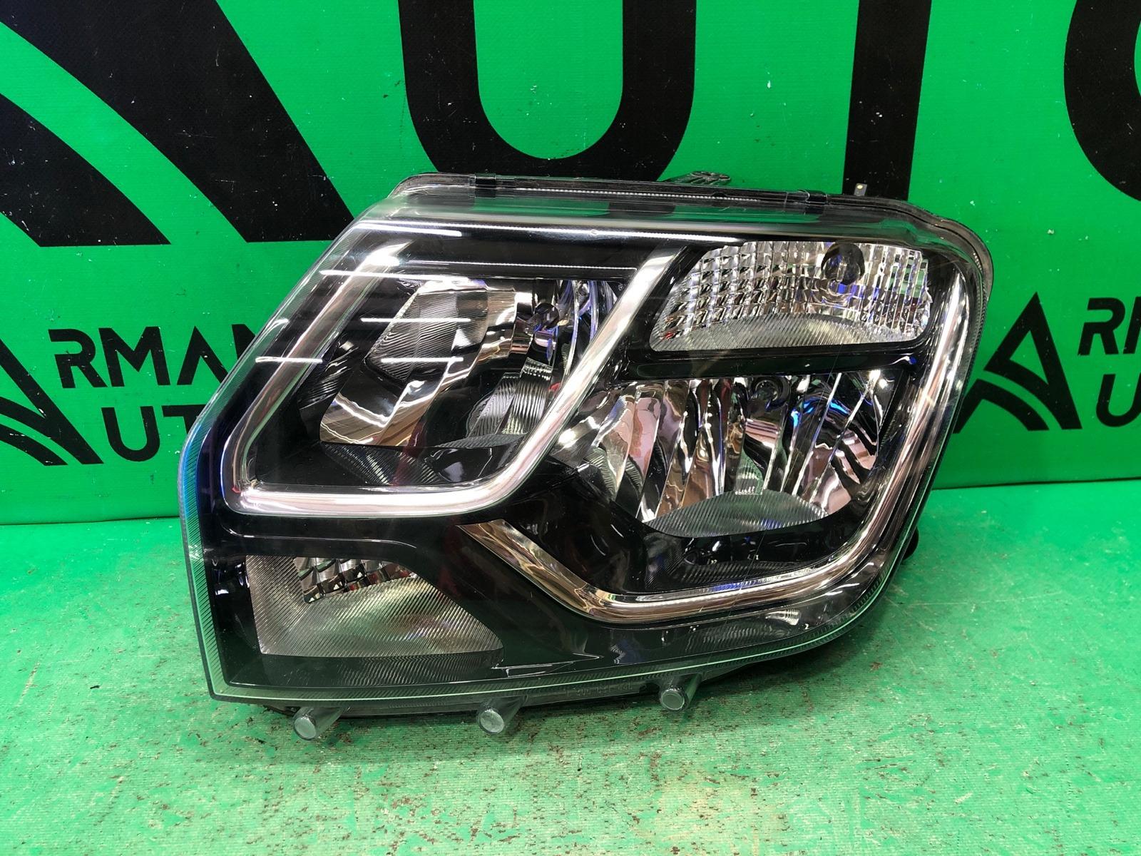 Фара Renault Duster 1 РЕСТАЙЛИНГ 2015 левая (б/у)