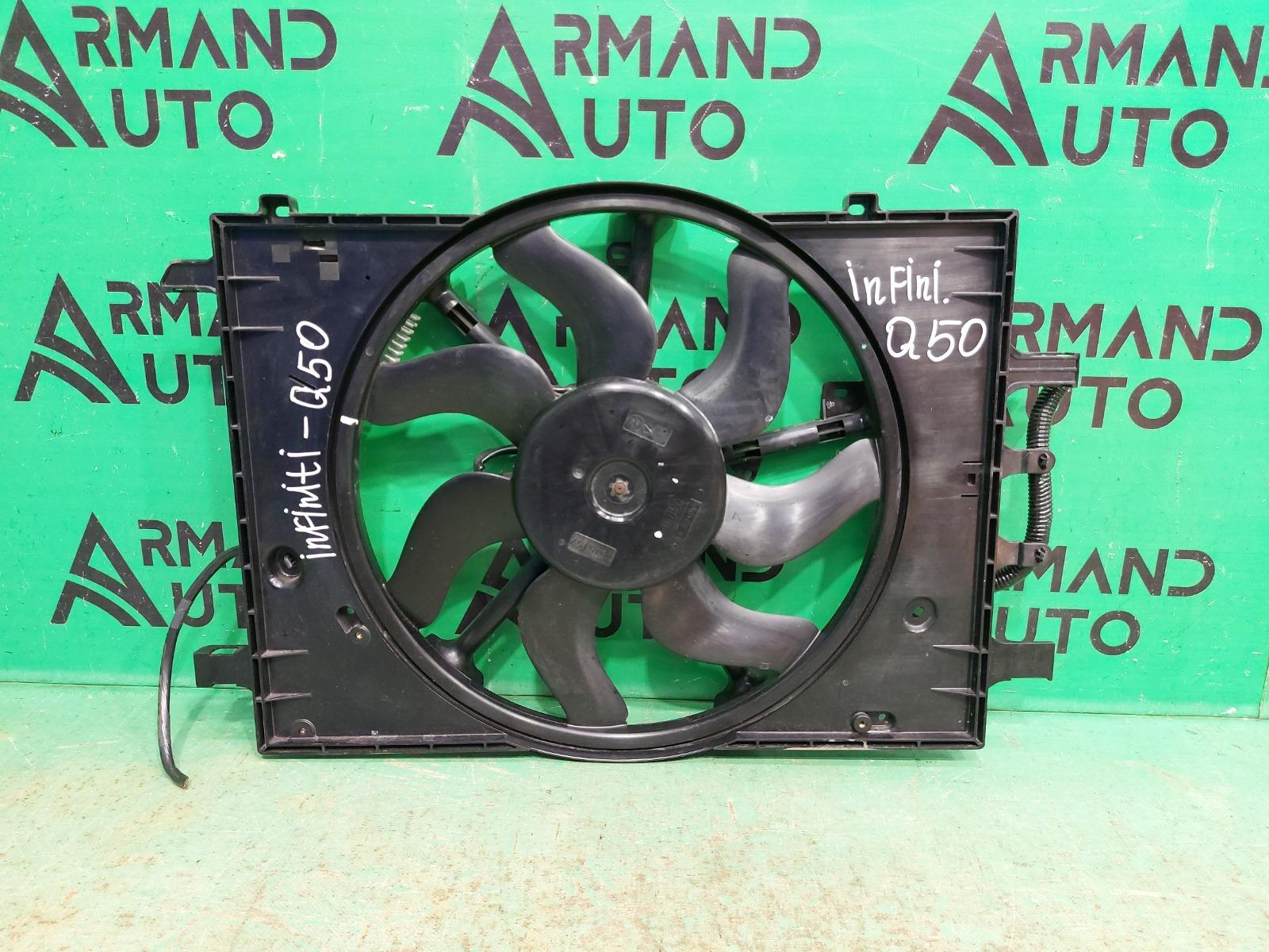 Диффузор радиатора Infiniti Q70 Y51 2010 (б/у)