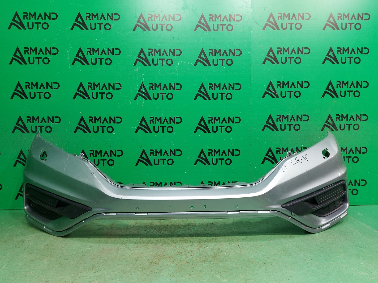 Бампер Honda Cr-V 4 РЕСТАЙЛИНГ 2014 передний (б/у)