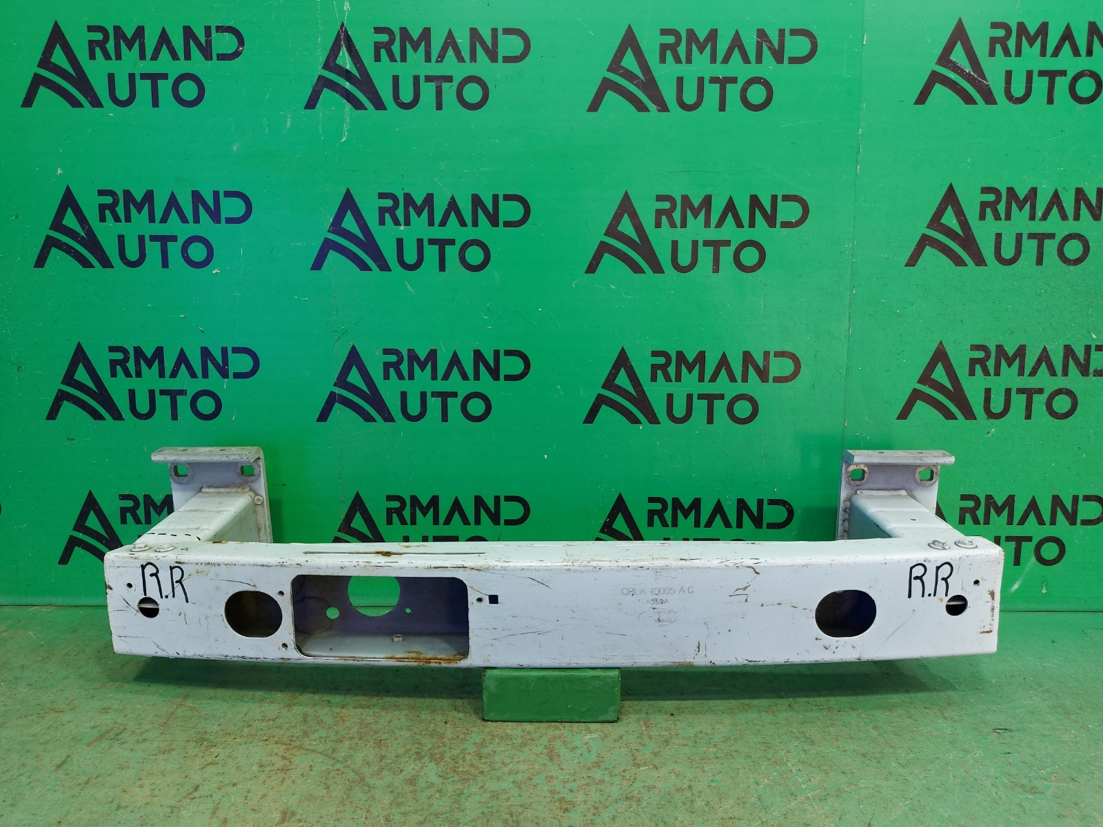 Усилитель бампера Land Rover Range Rover Sport 2 2013 передний (б/у)