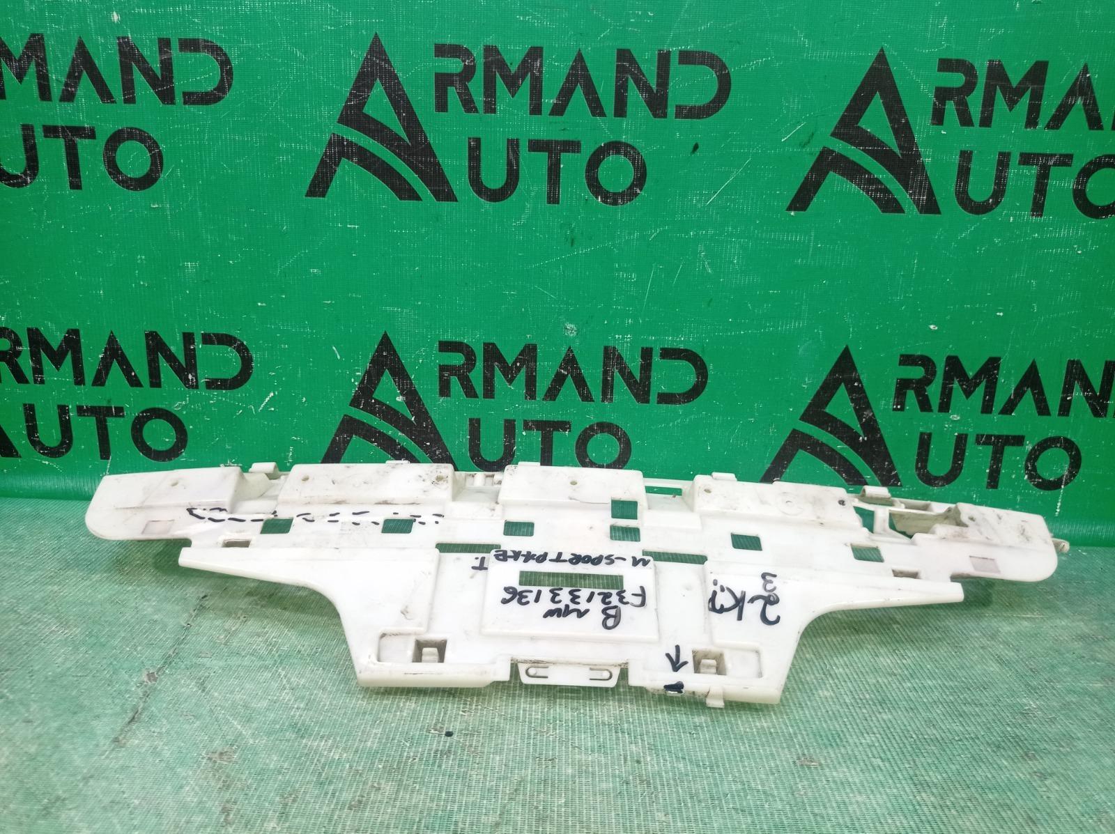 Кронштейн бампера центральный Bmw 4 Series F32 F33 F36 2013 задний нижний (б/у)
