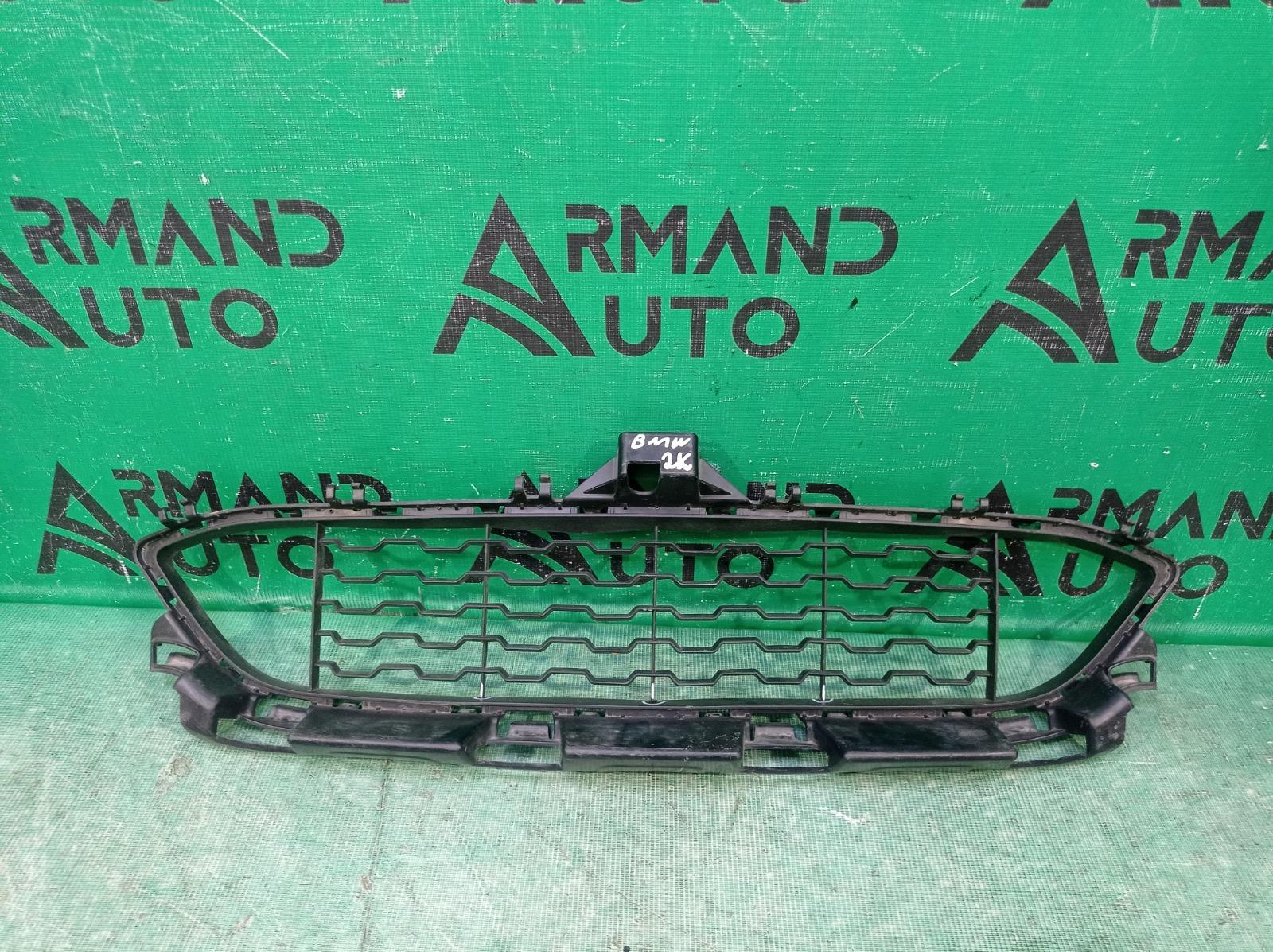 Решетка бампера Bmw 3 Series F34 GT 2013 передняя (б/у)